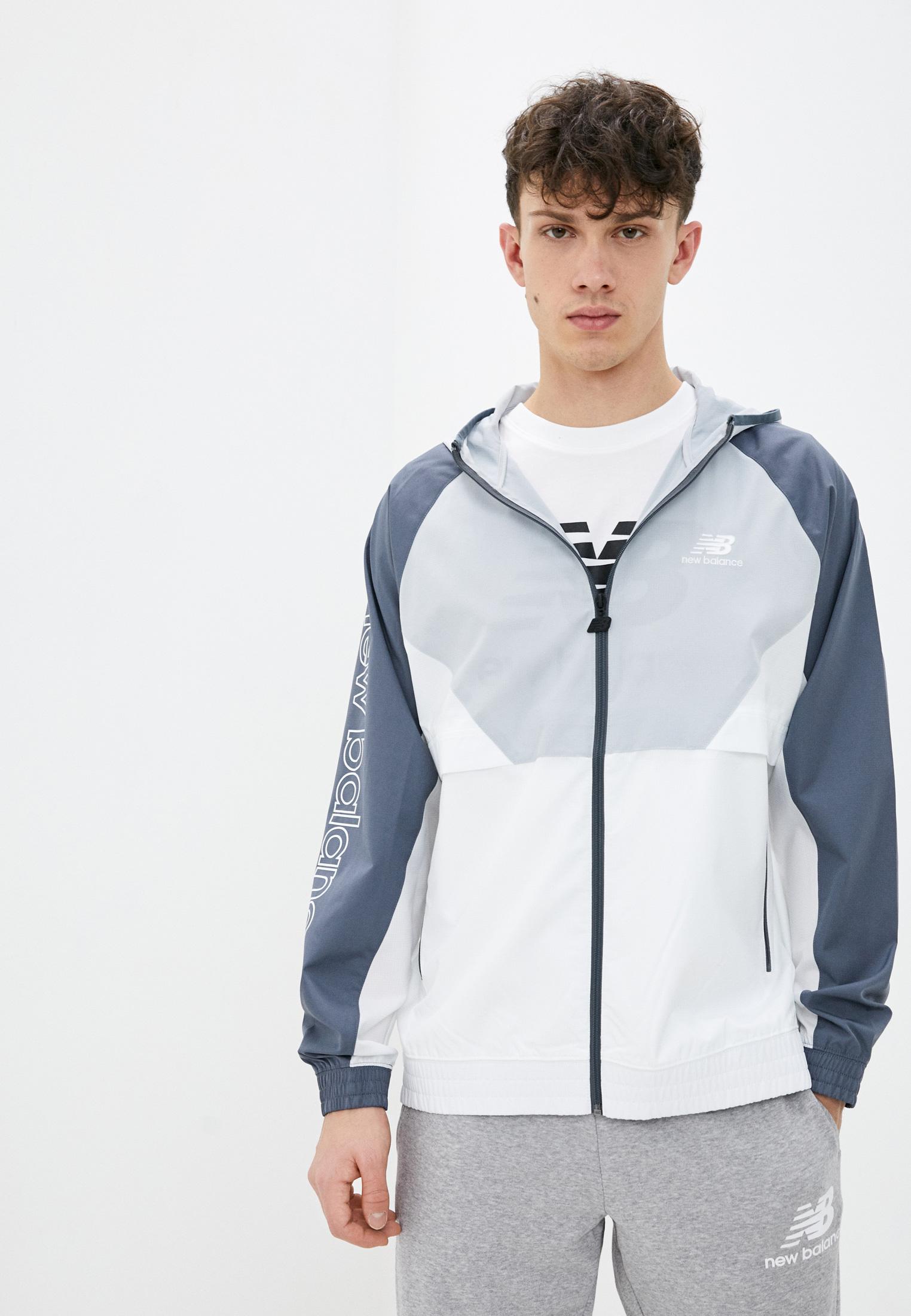 Мужская верхняя одежда New Balance (Нью Баланс) MJ03502