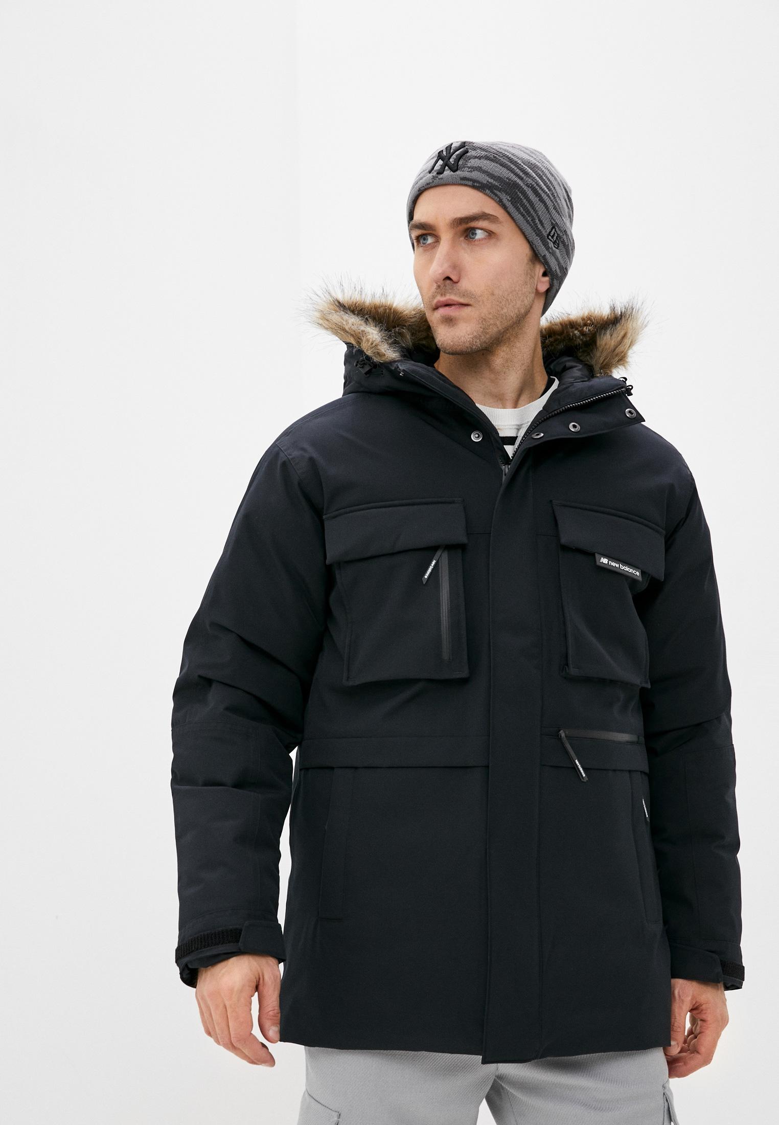 Мужская верхняя одежда New Balance (Нью Баланс) MJ03515