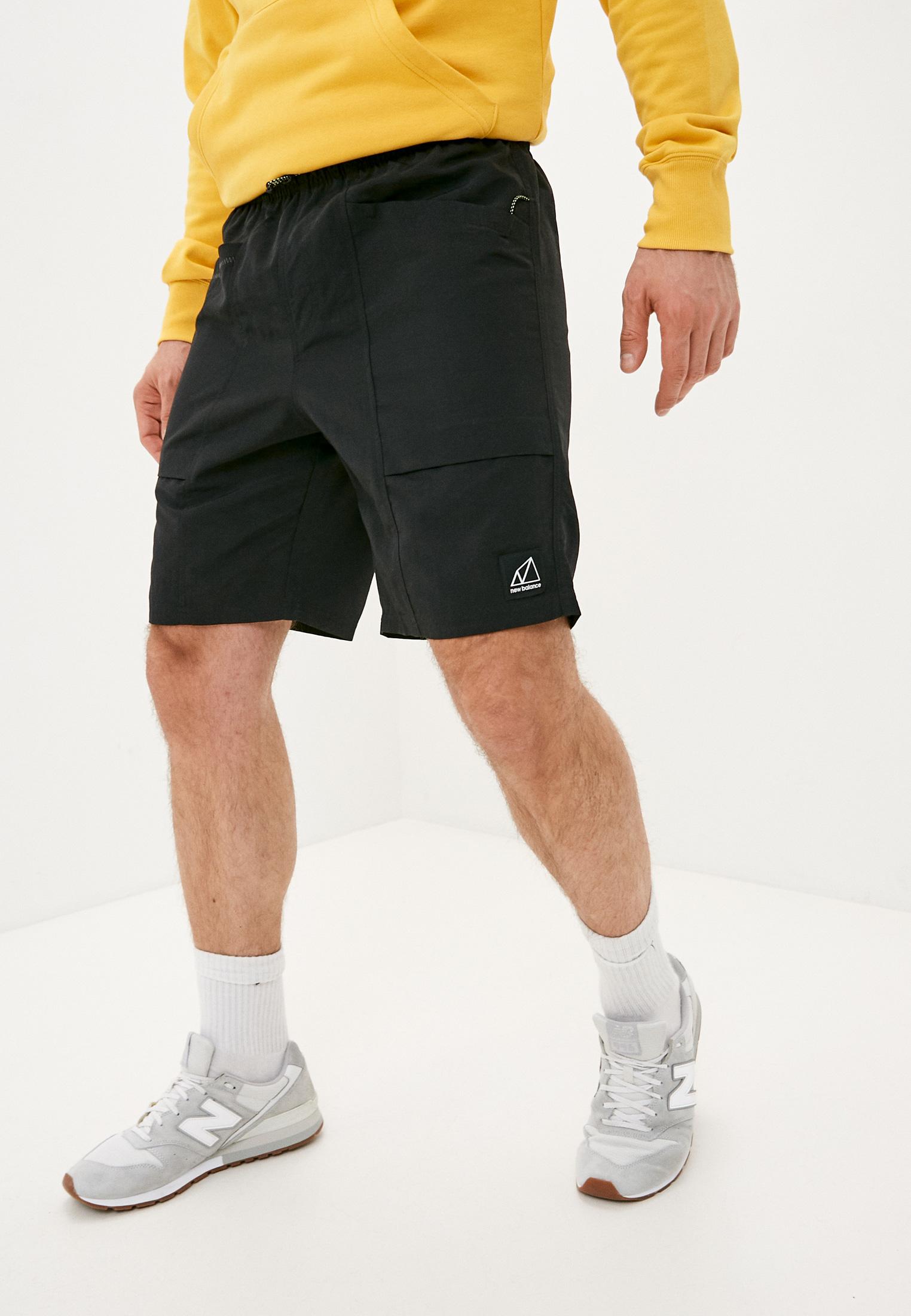 Мужские шорты New Balance (Нью Баланс) MS11580