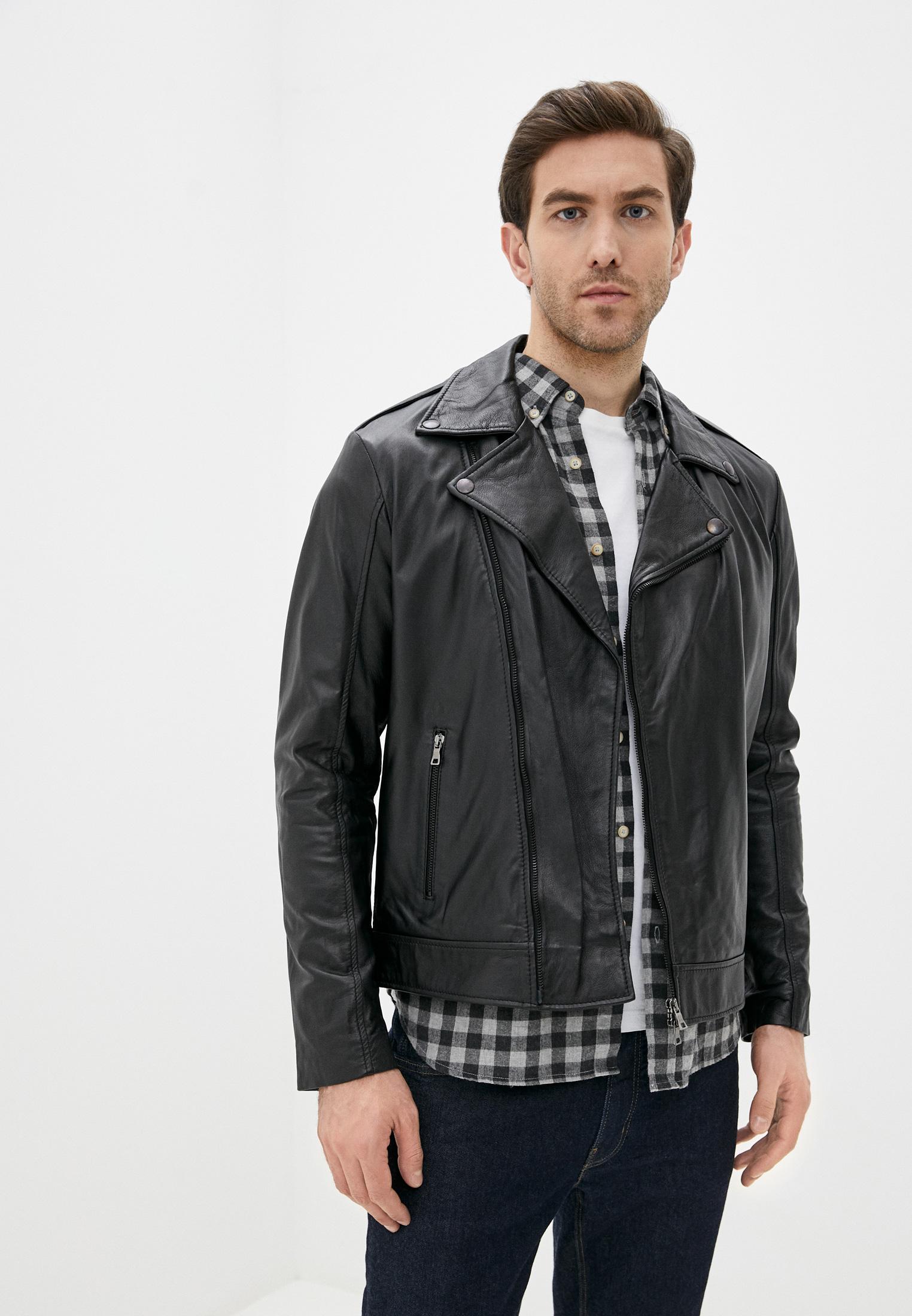 Кожаная куртка Ne.Ra Collezioni 708