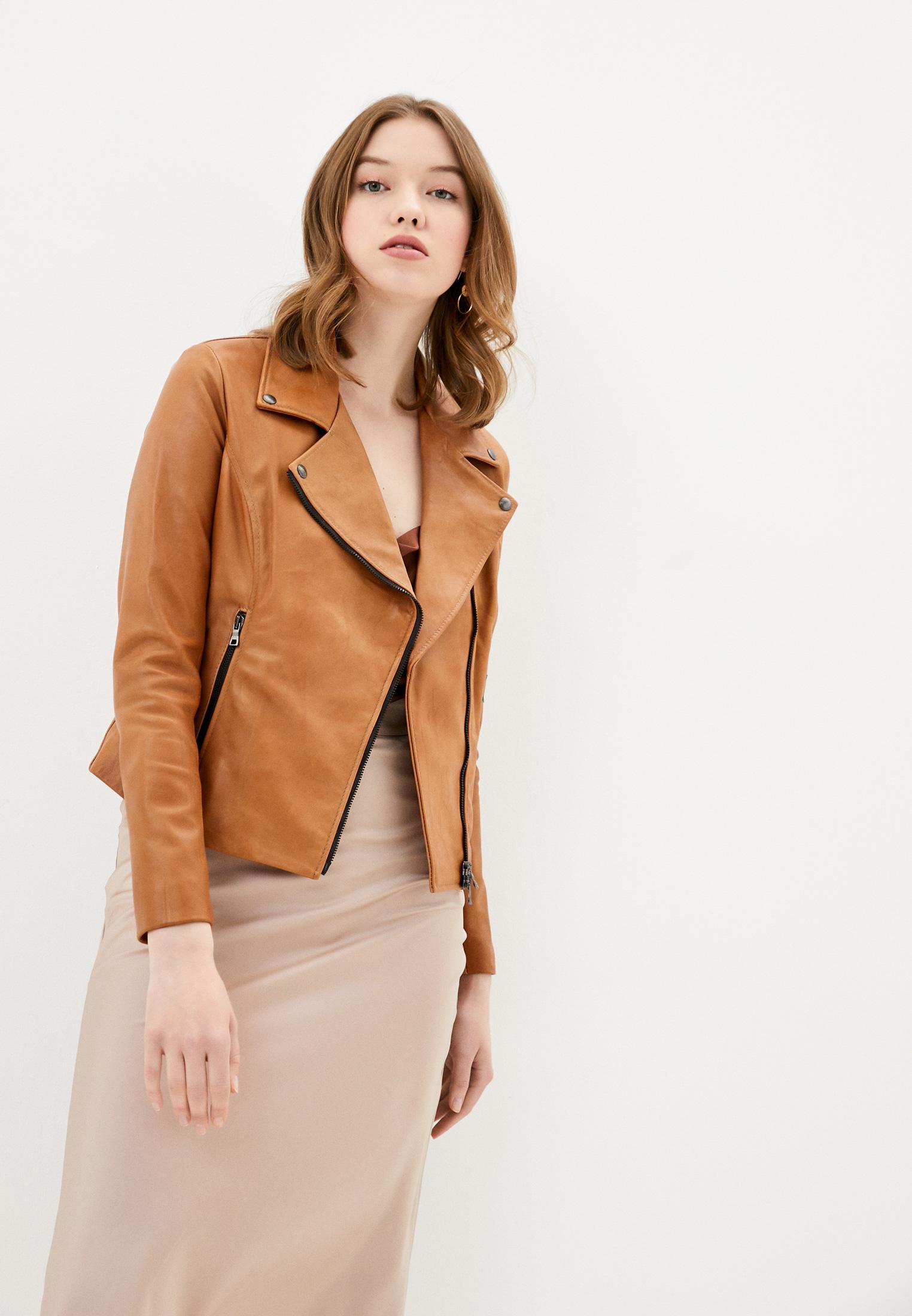 Кожаная куртка Ne.Ra Collezioni 1351