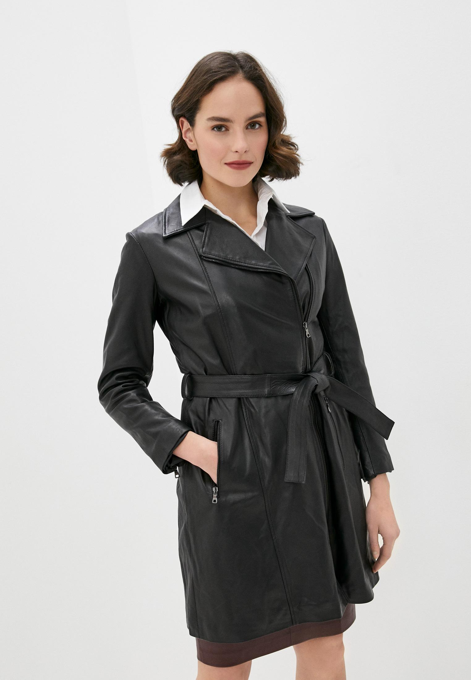 Кожаная куртка Ne.Ra Collezioni 1395
