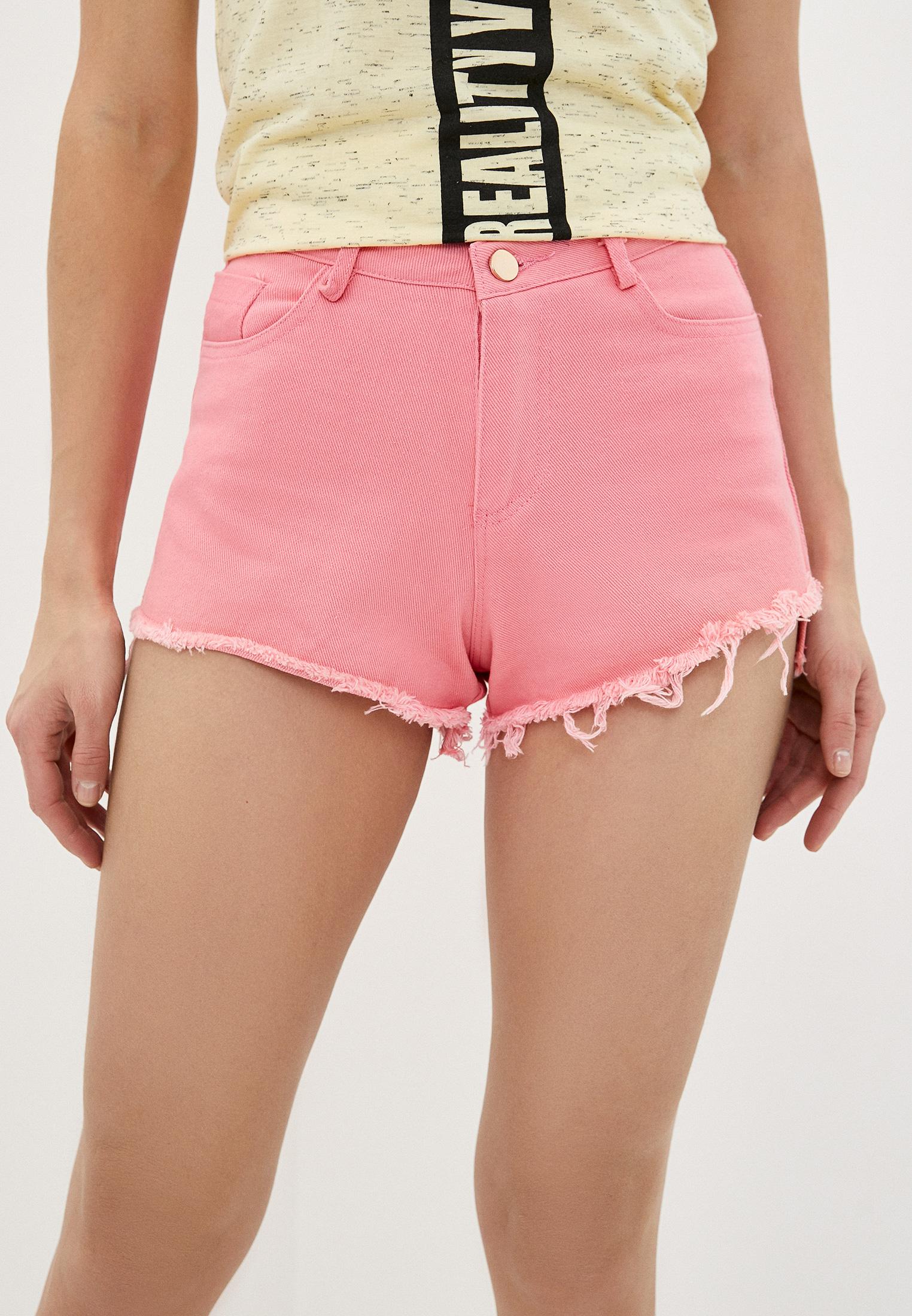 Женские джинсовые шорты Nerouge N325-65