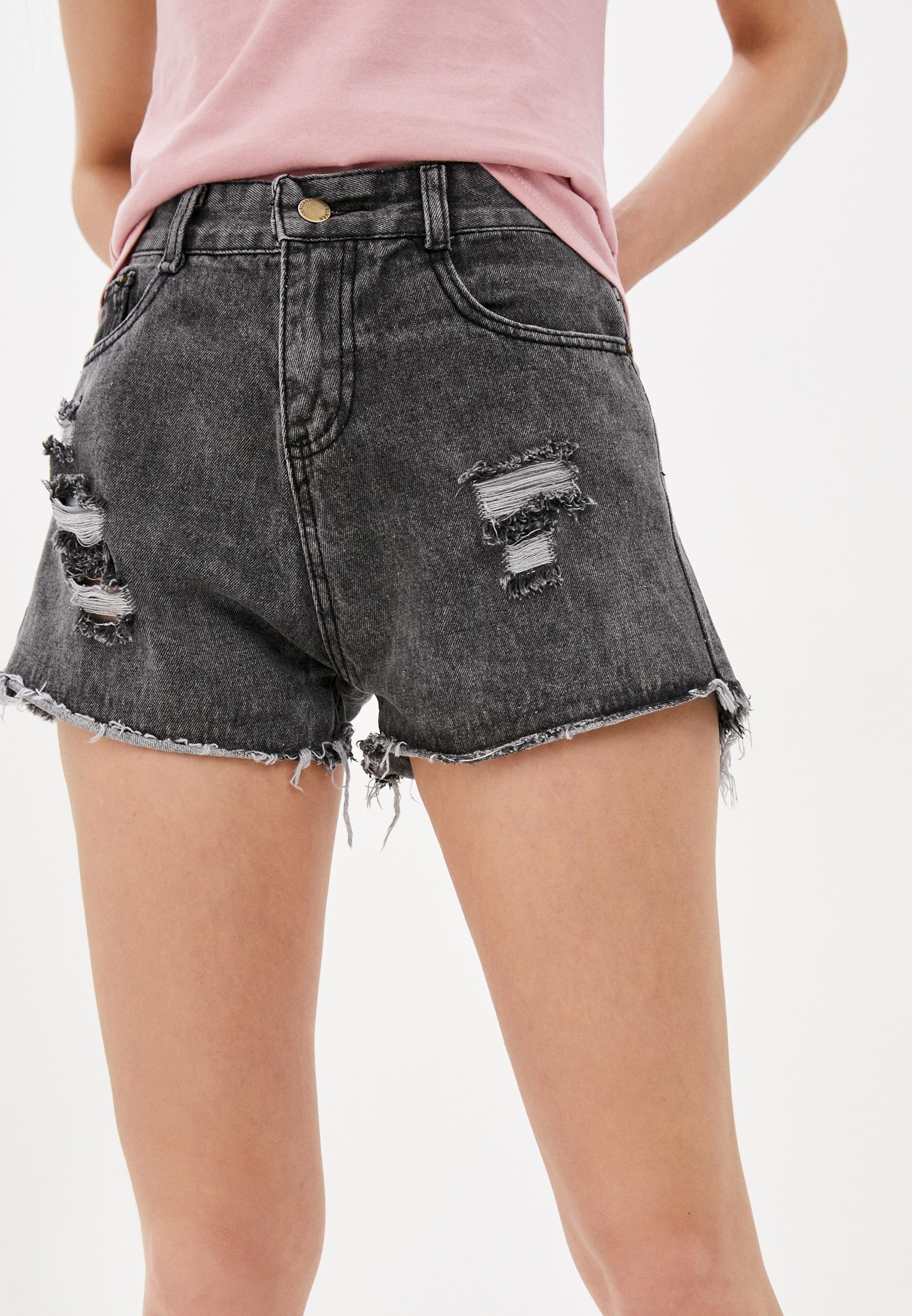 Женские джинсовые шорты Nerouge N856-12