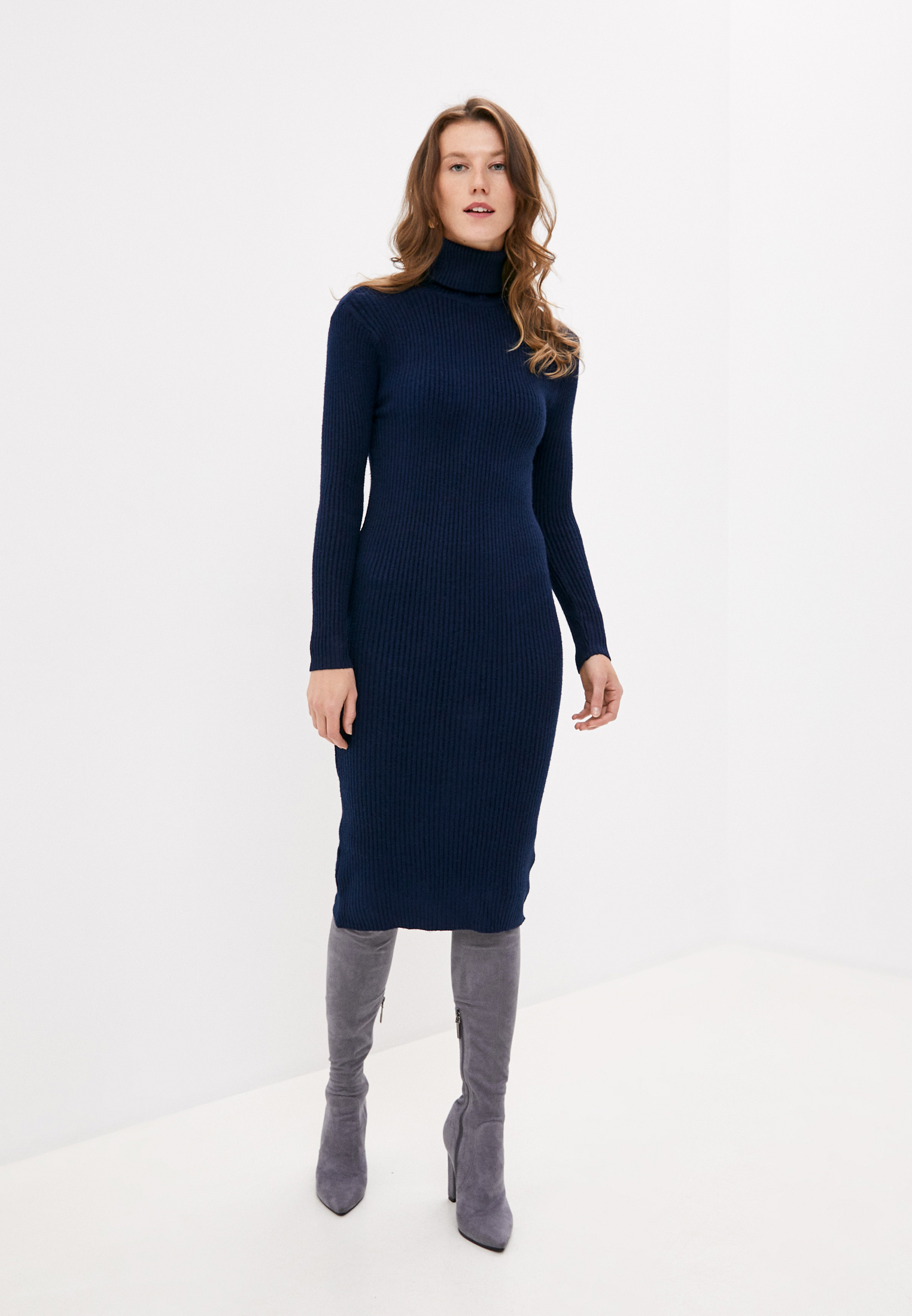 Вязаное платье Nerouge N978-13