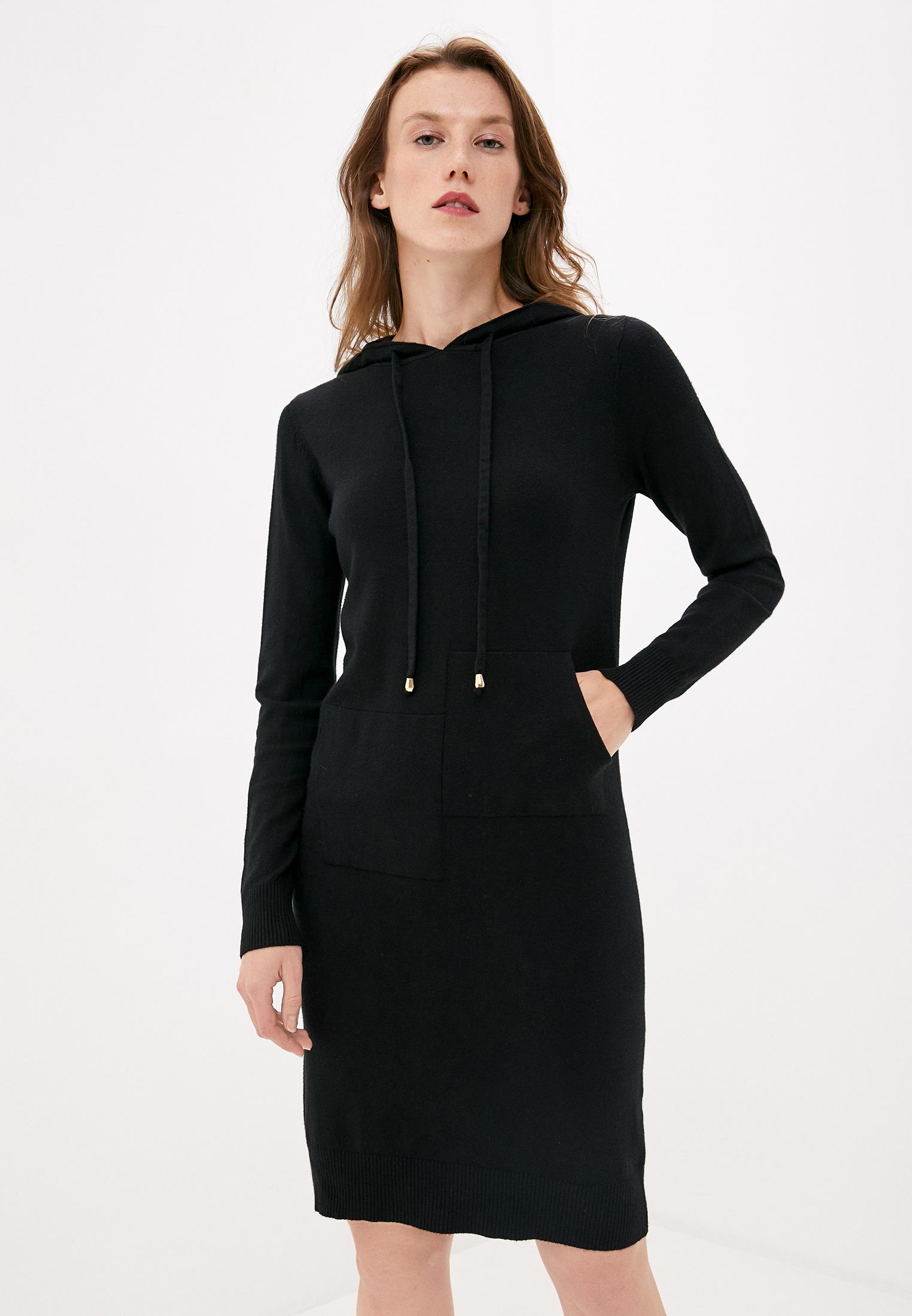 Вязаное платье Nerouge N990-3