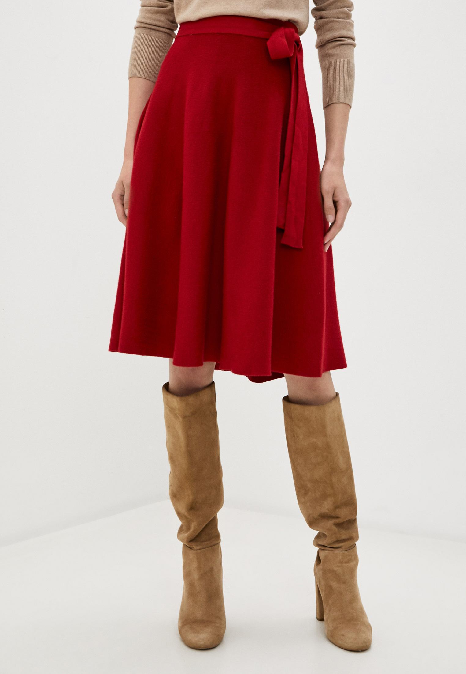 Широкая юбка Nerouge N125-6