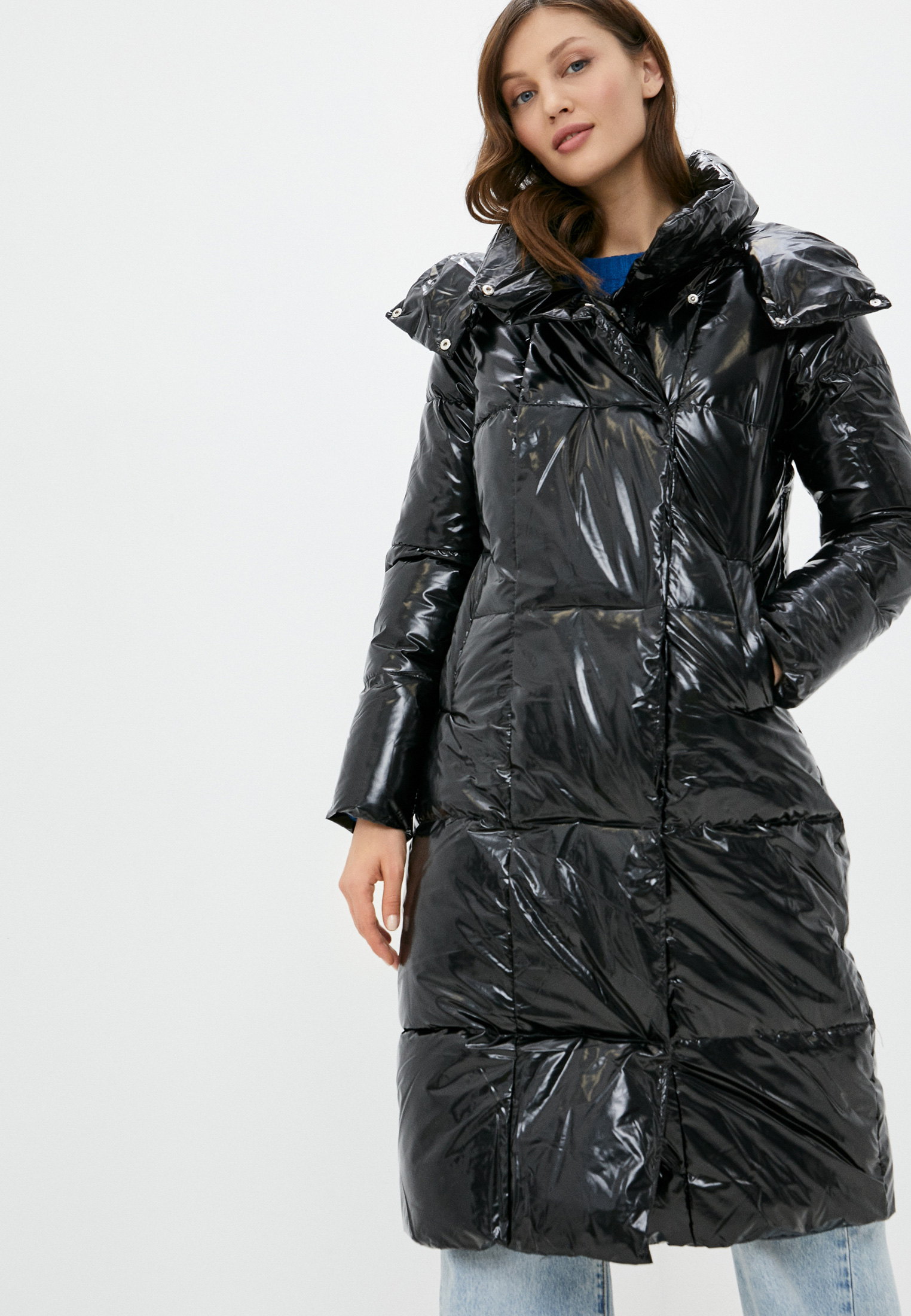 Утепленная куртка Nerouge N458-15