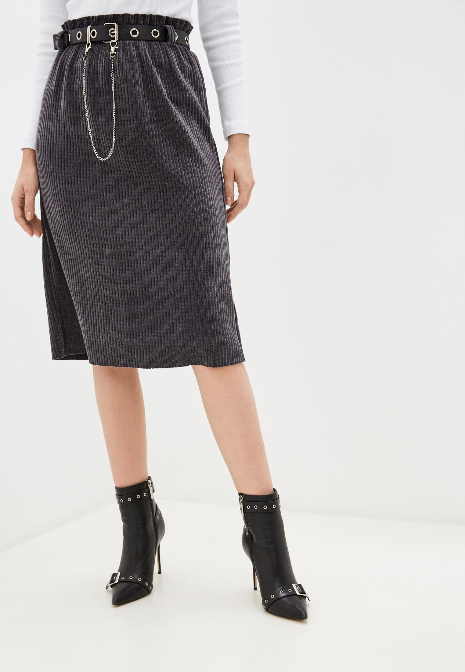 Широкая юбка Nerouge N018