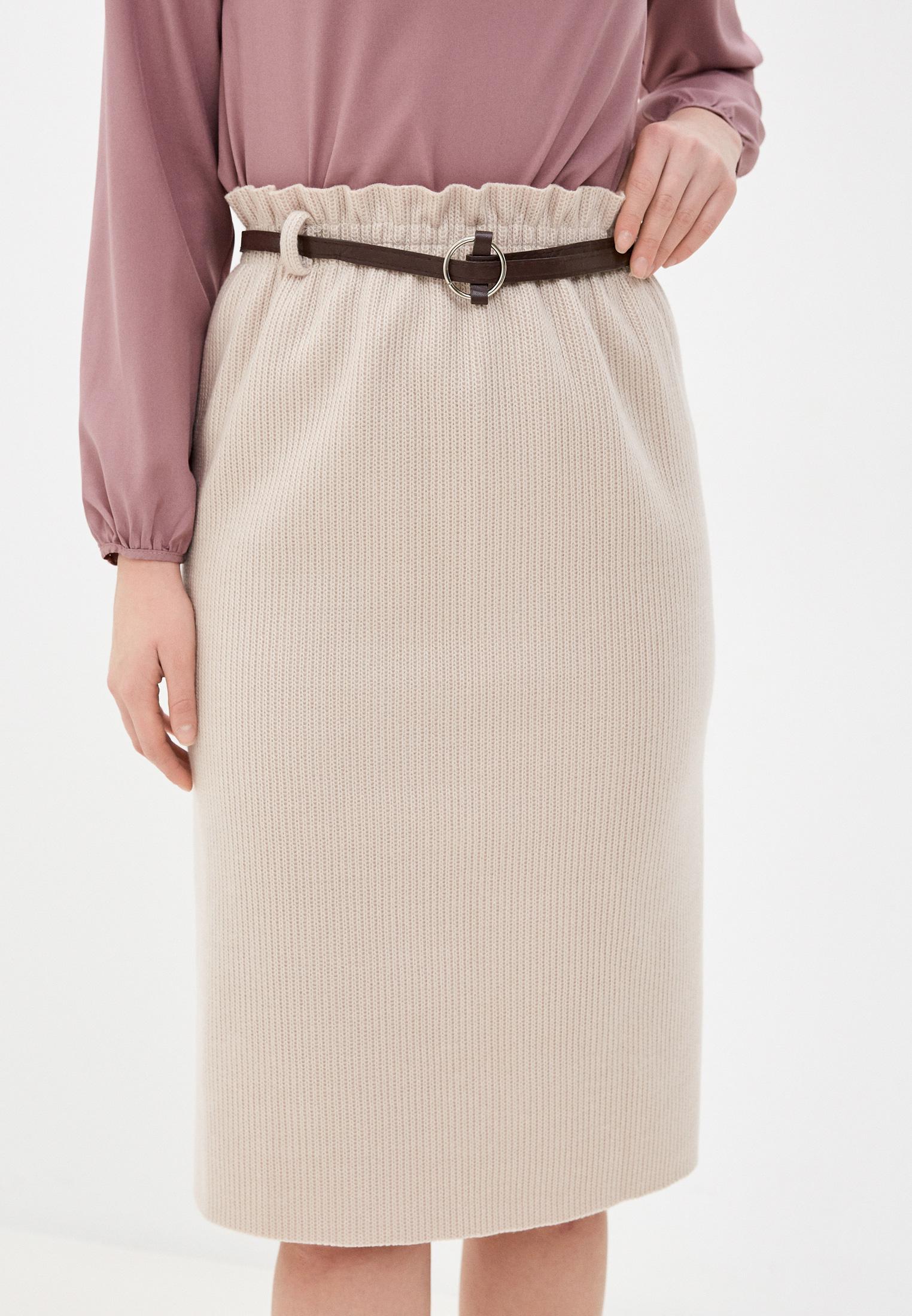 Прямая юбка Nerouge N018-1