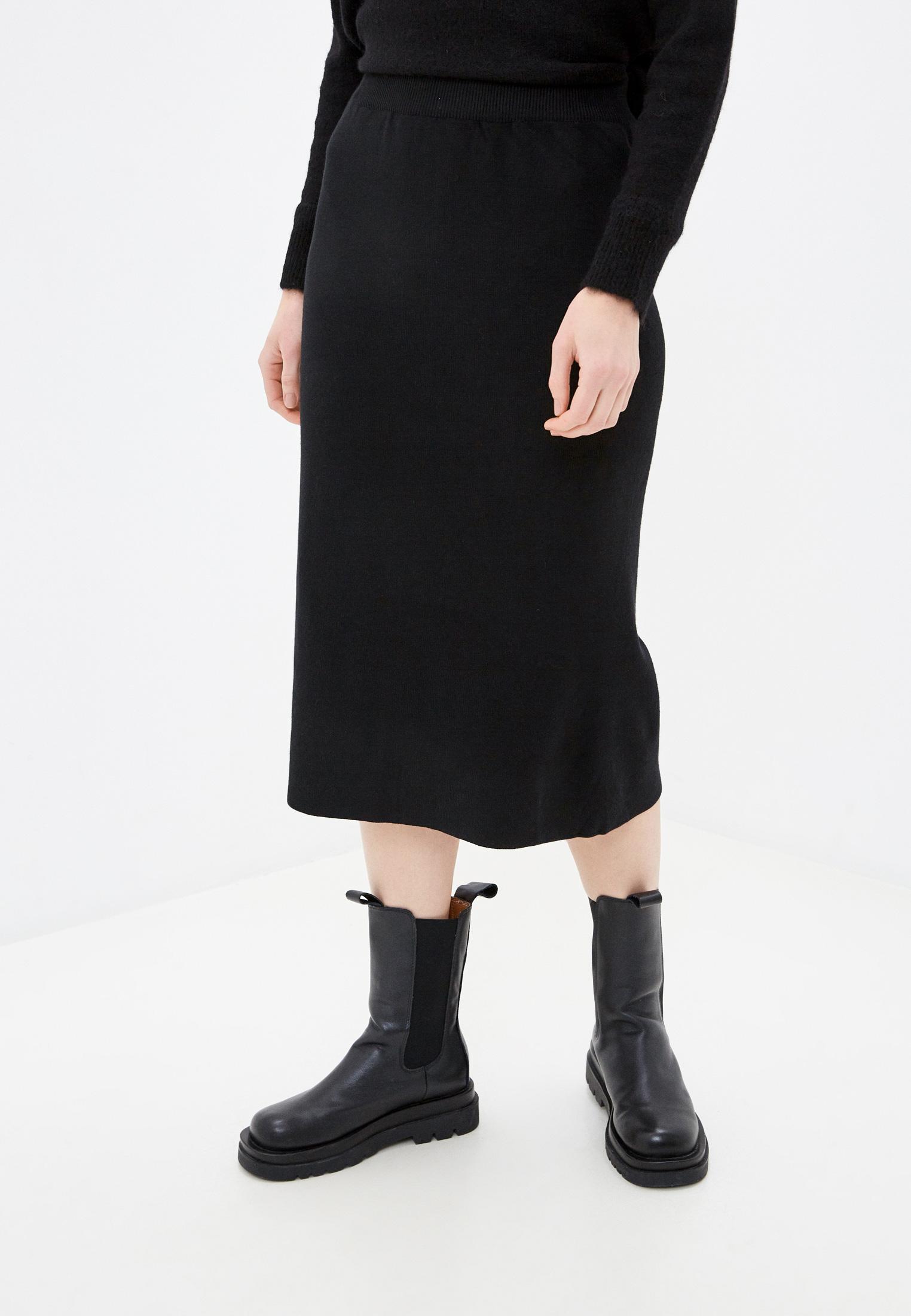 Прямая юбка Nerouge N2284