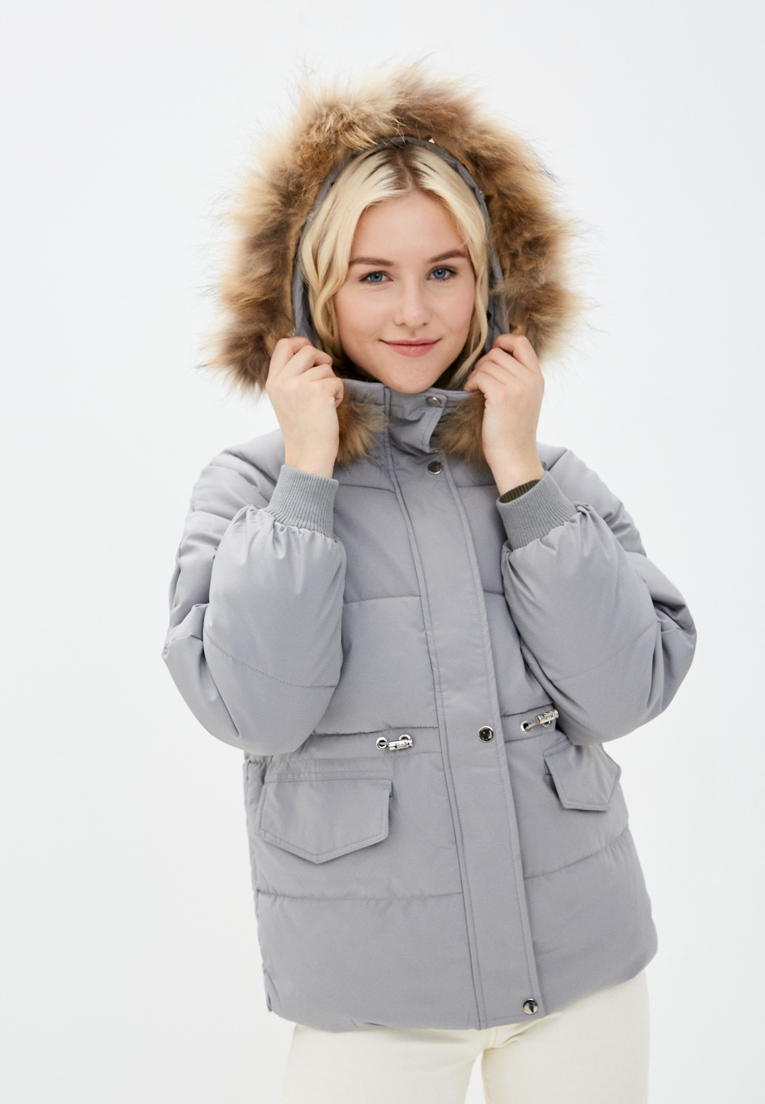 Утепленная куртка Nerouge N7425