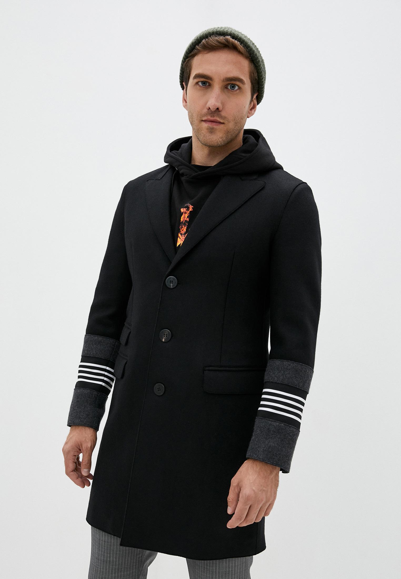 Мужские пальто Neil Barrett PBCA326CZ