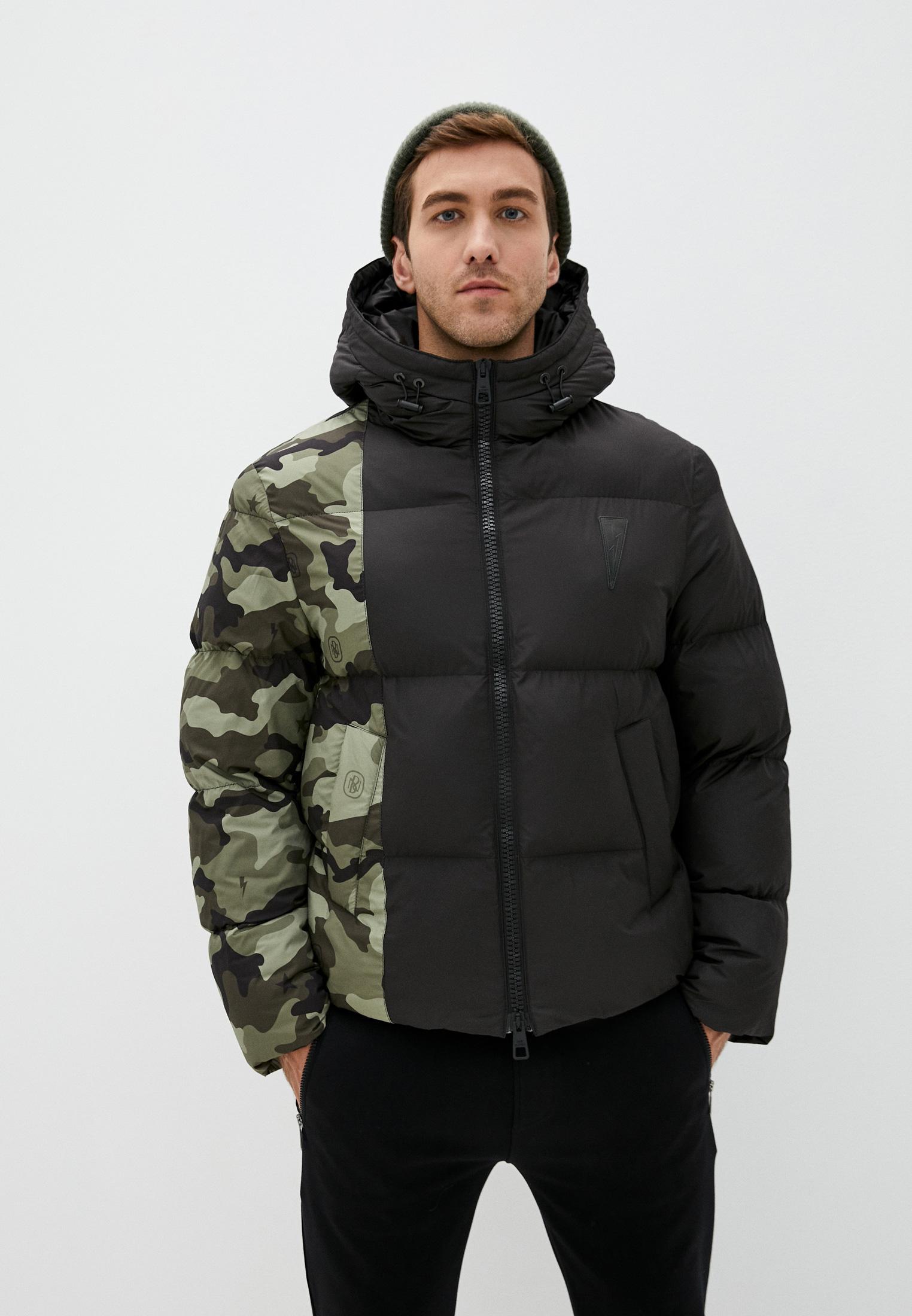 Утепленная куртка Neil Barrett PBSP513BV