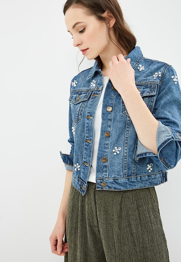 Джинсовая куртка Nice & Chic 5155745