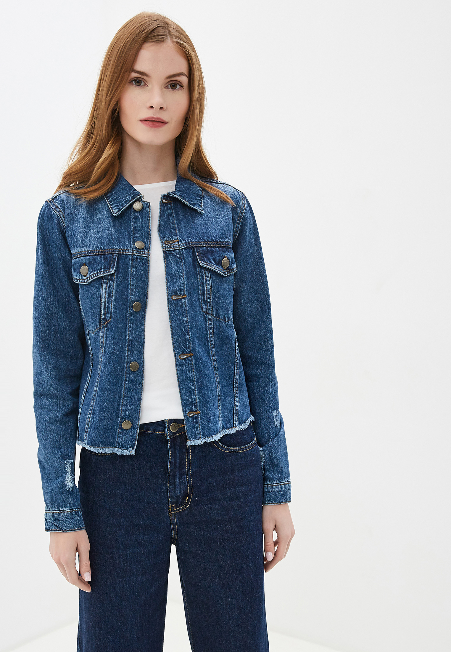 Джинсовая куртка Nice & Chic 5401522