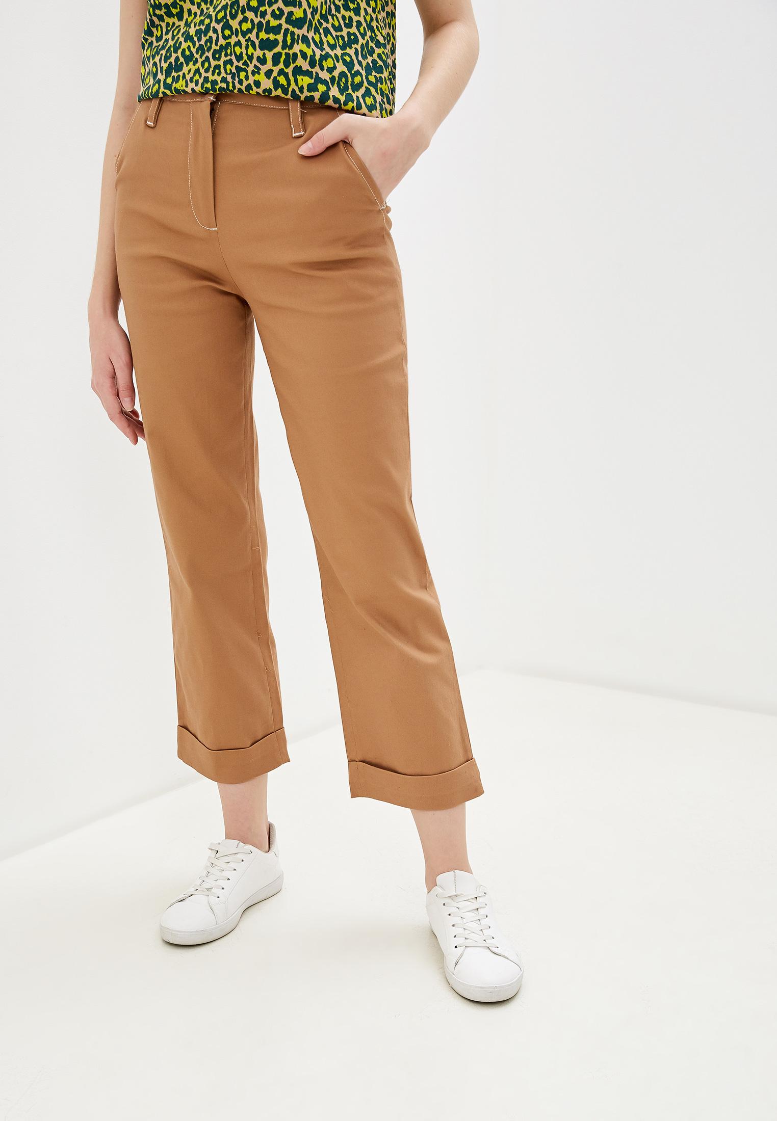 Женские прямые брюки Nice & Chic 5477619