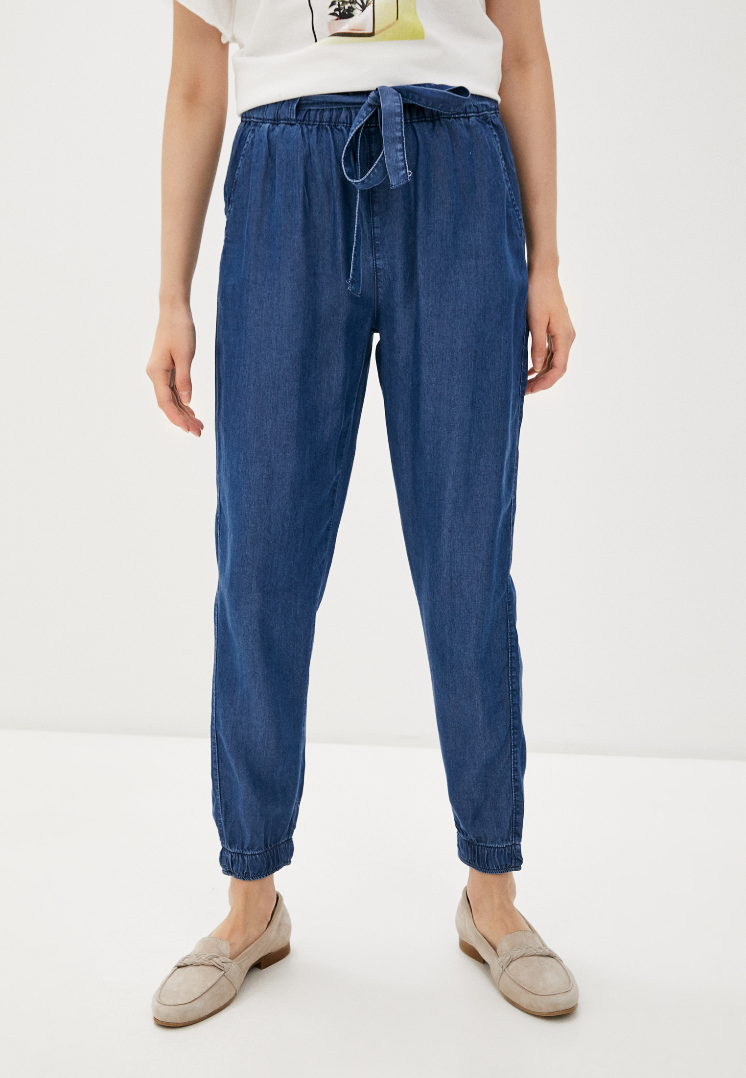 Женские зауженные брюки Nice & Chic 5536189