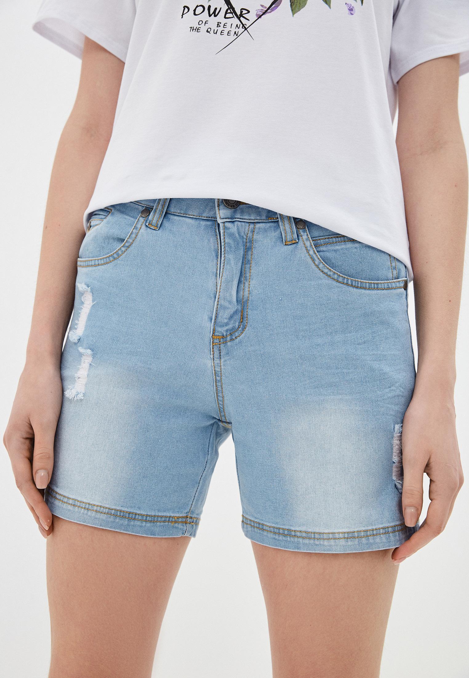 Женские джинсовые шорты Nisko 3643T