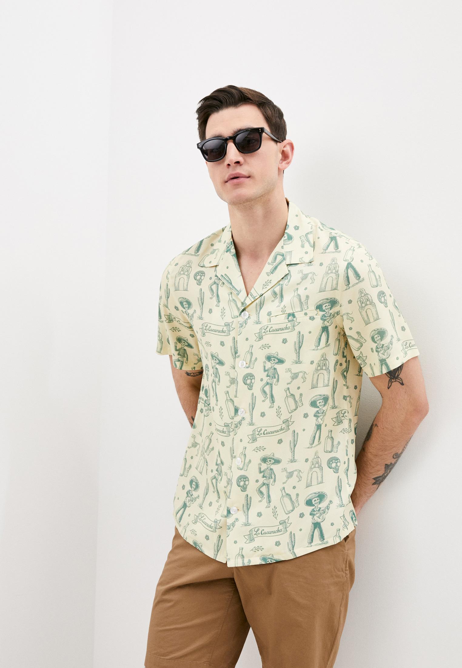 Рубашка с коротким рукавом Nikben SKU 4006