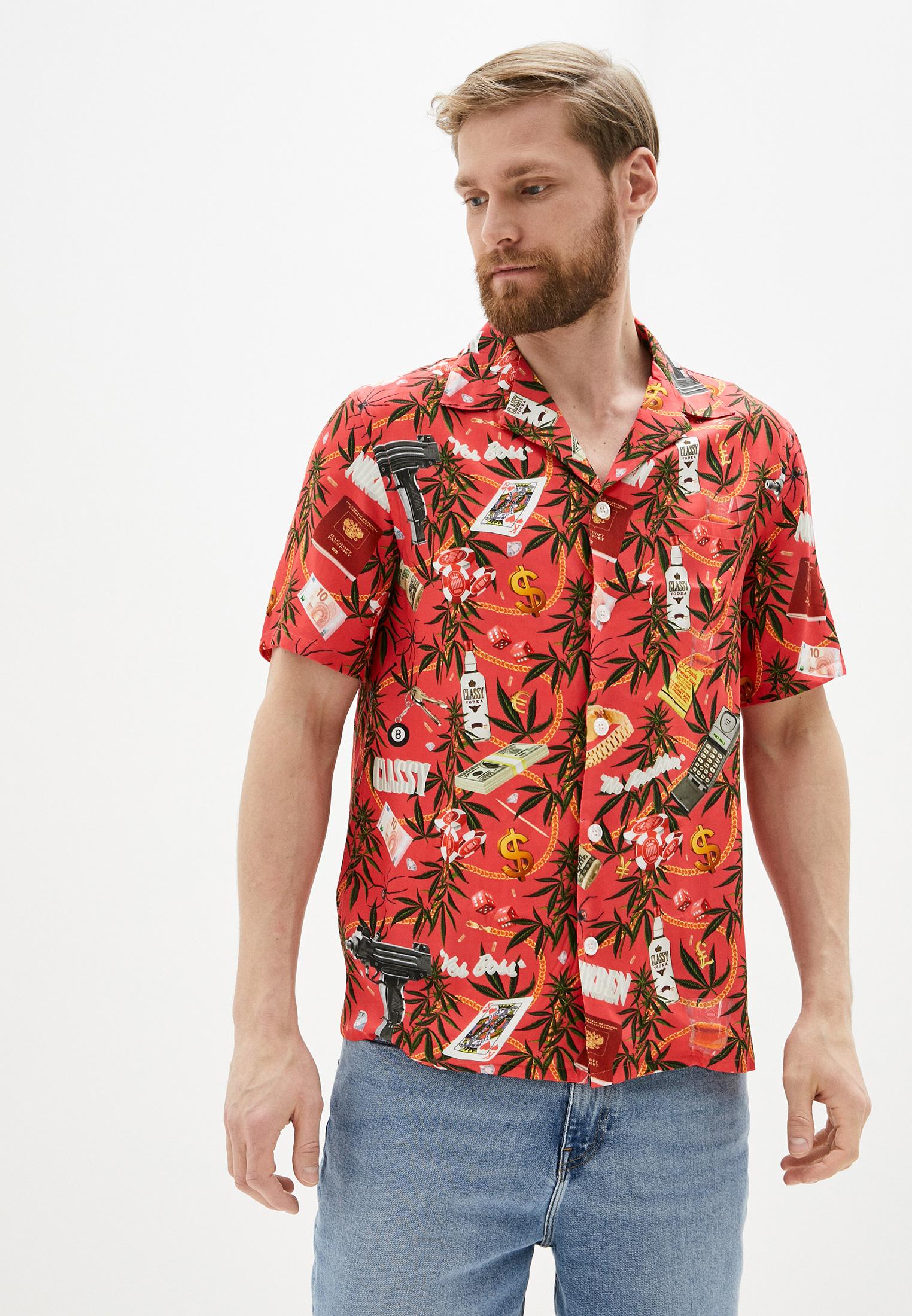 Рубашка с коротким рукавом Nikben SKU 4027