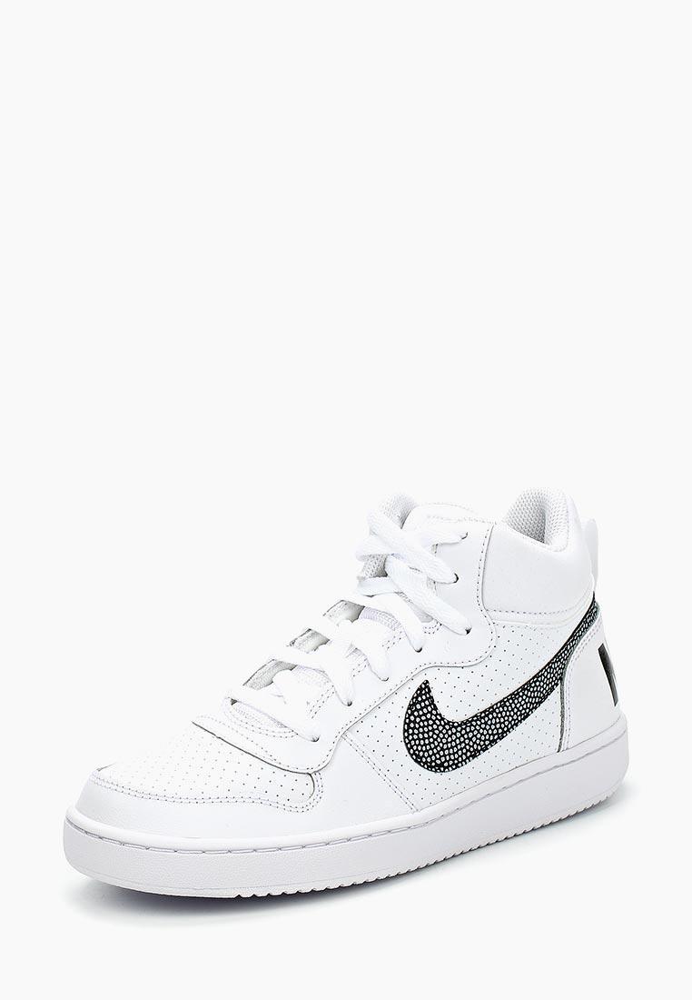 Кеды для мальчиков Nike (Найк) 839977-105: изображение 1