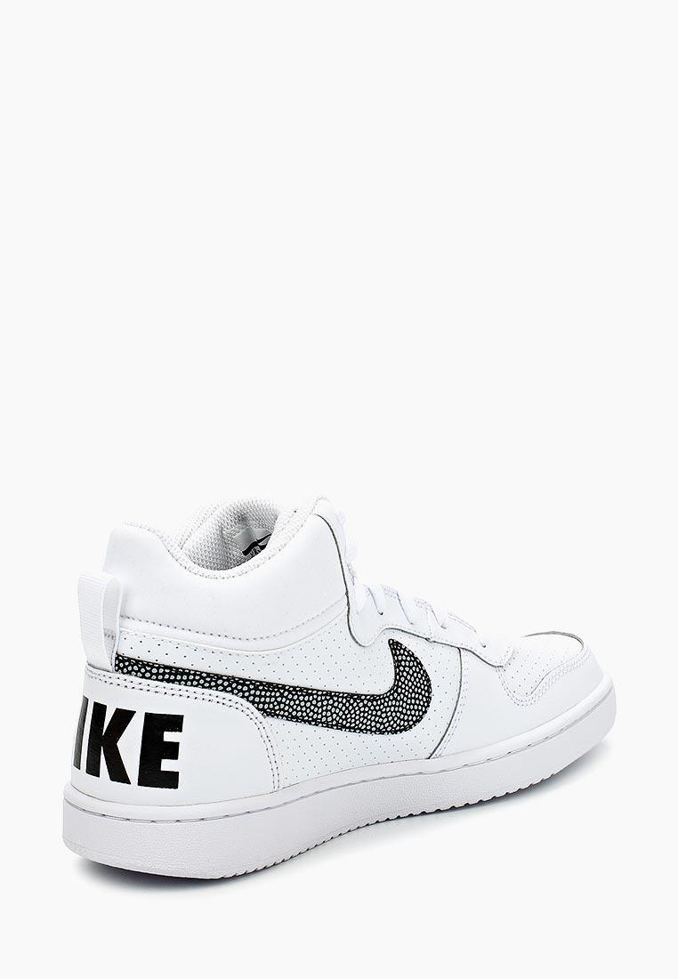 Кеды для мальчиков Nike (Найк) 839977-105: изображение 2