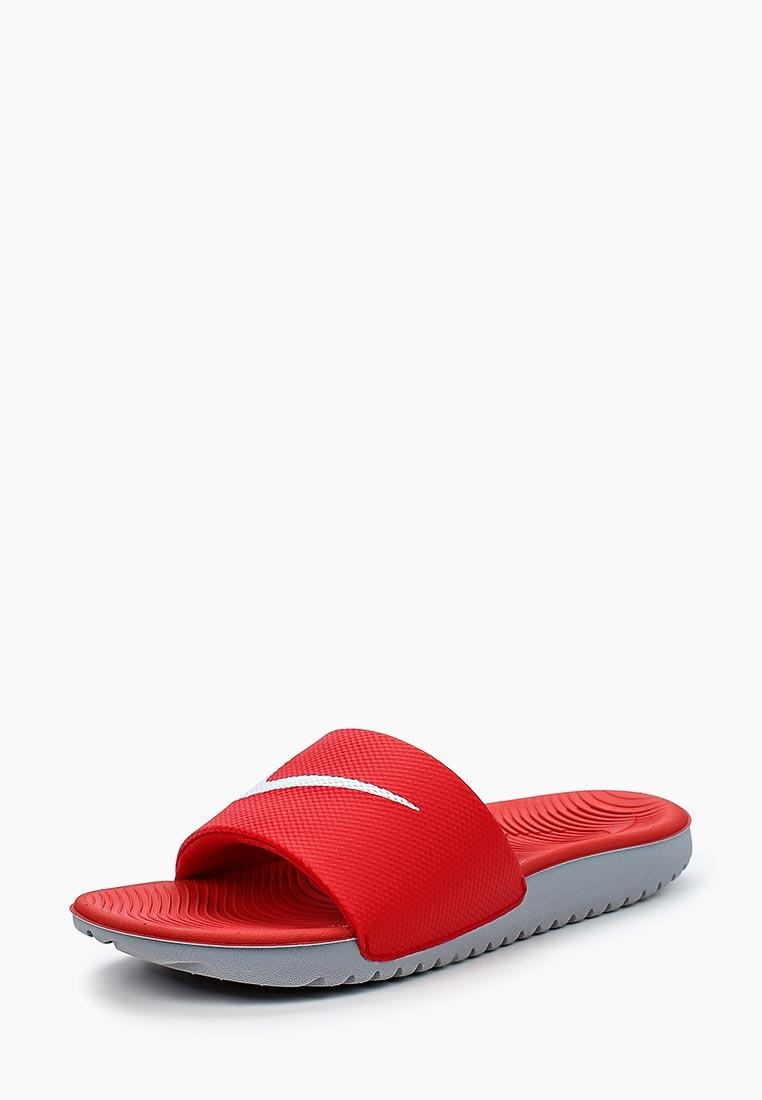 Сланцы для мальчиков Nike (Найк) 819352-600: изображение 5