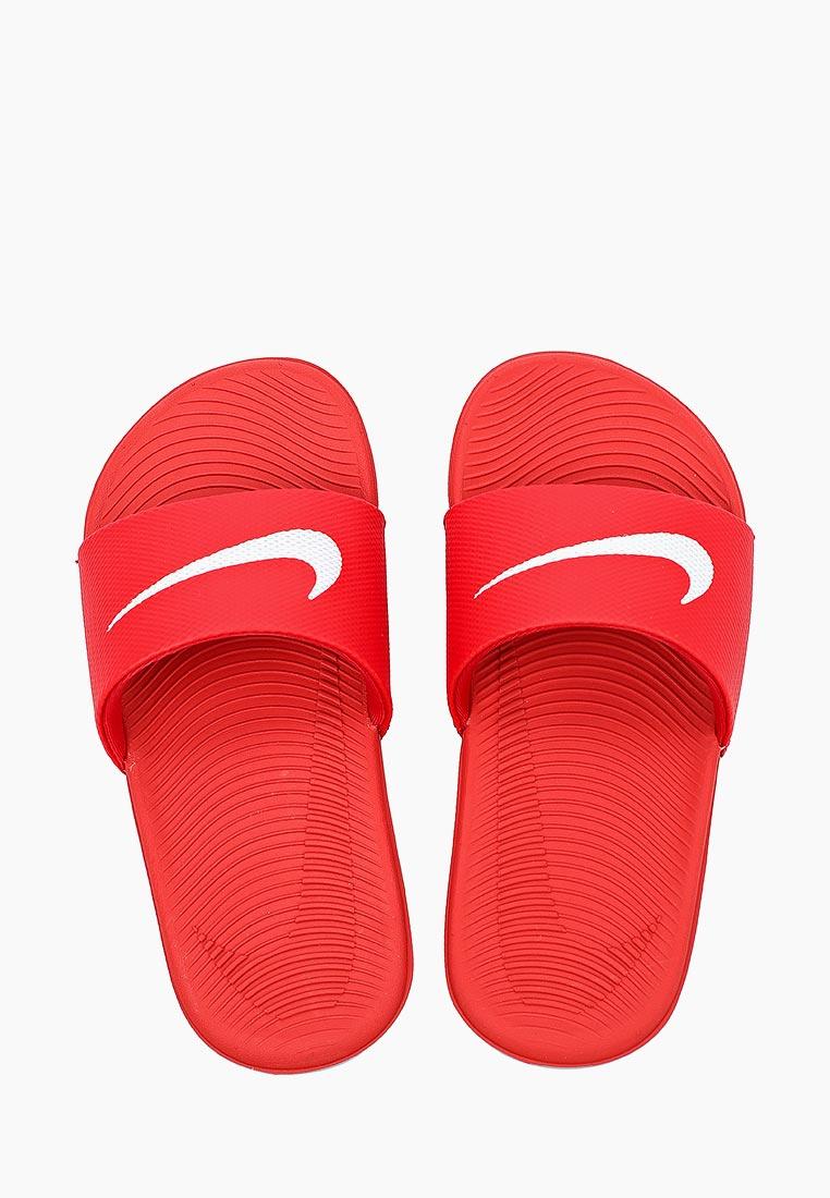Сланцы для мальчиков Nike (Найк) 819352-600: изображение 6
