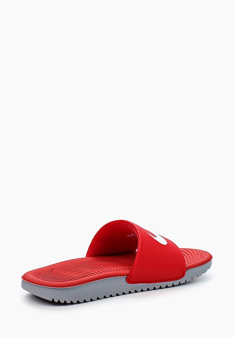 Сланцы для мальчиков Nike (Найк) 819352-600: изображение 7