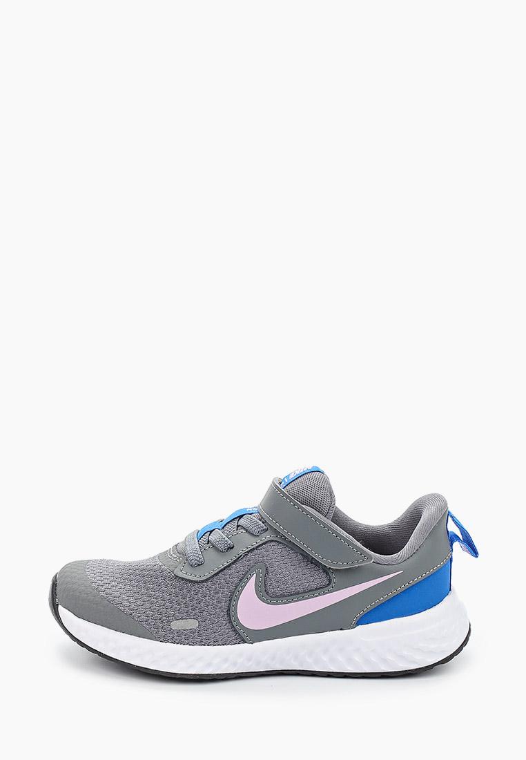Кроссовки для мальчиков Nike (Найк) BQ5672: изображение 1