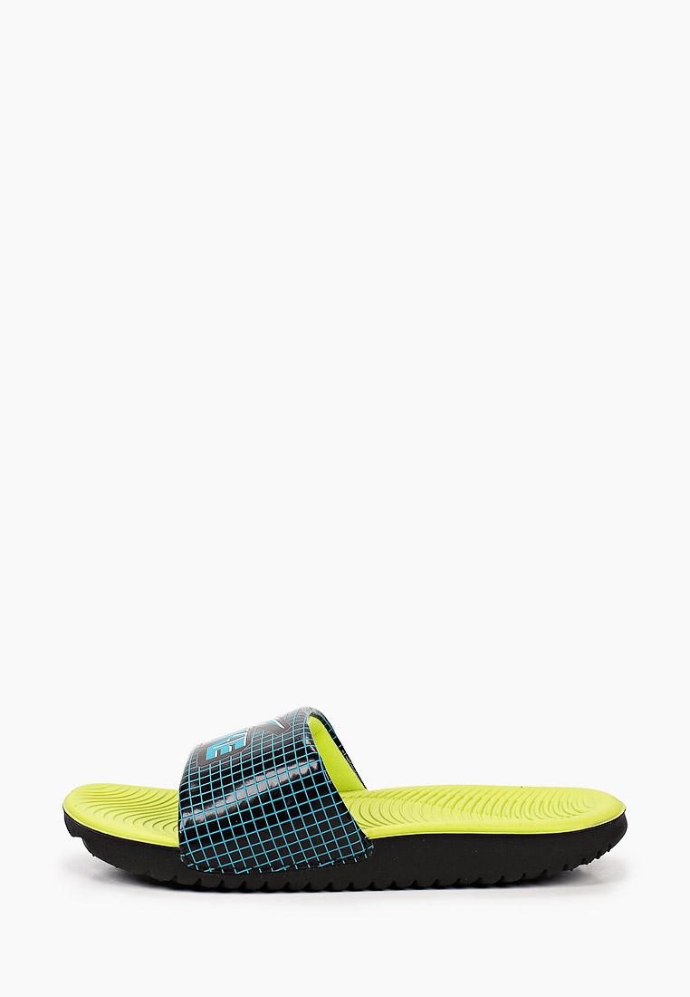 Сланцы для мальчиков Nike (Найк) CW1657: изображение 1