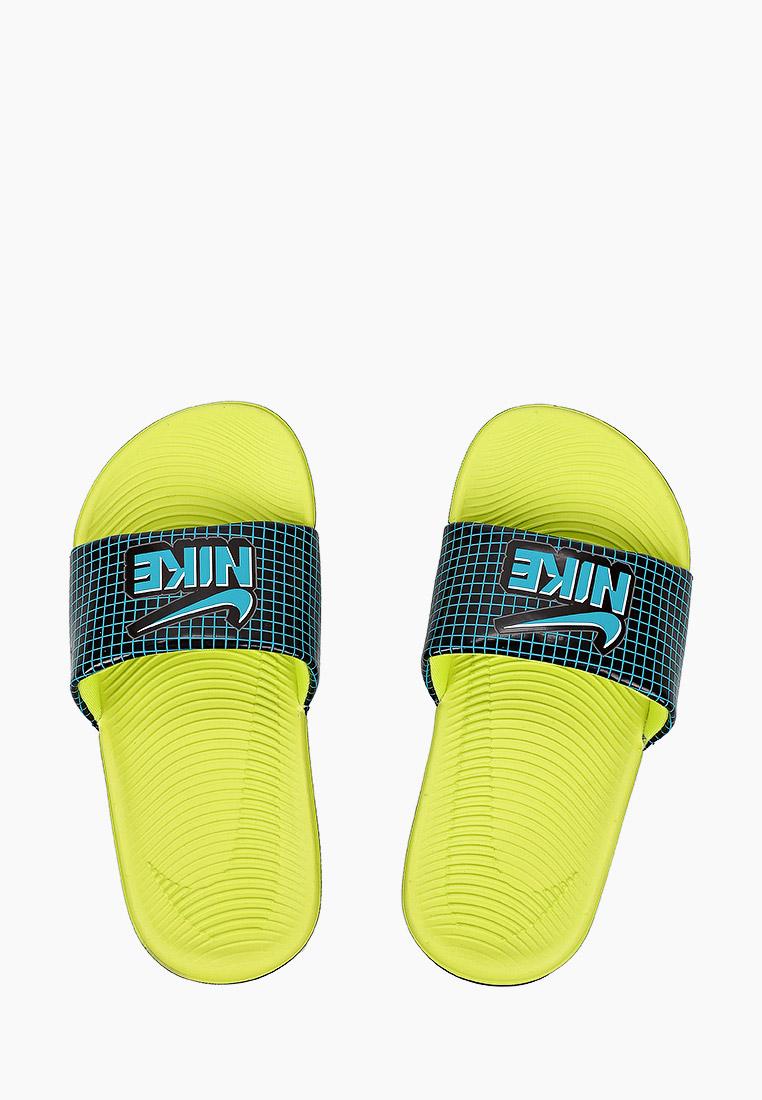 Сланцы для мальчиков Nike (Найк) CW1657: изображение 4