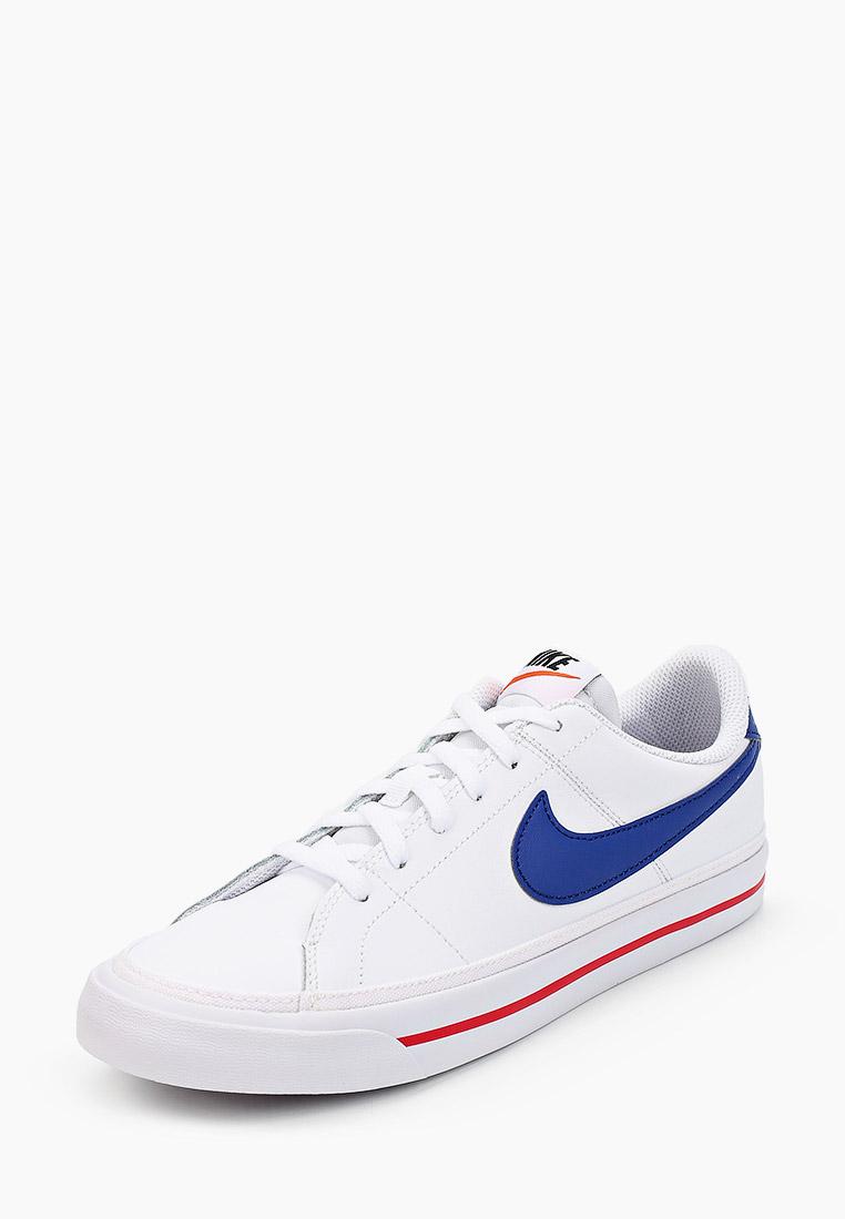 Кеды для мальчиков Nike (Найк) DA5380: изображение 2