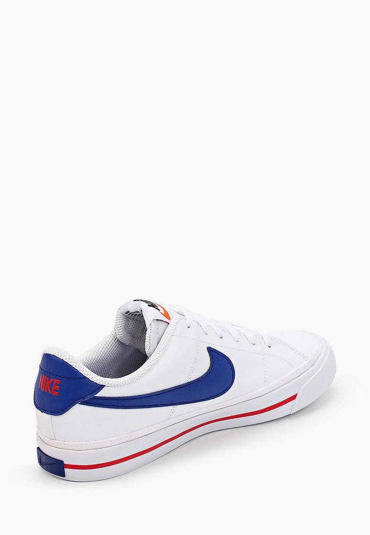 Кеды для мальчиков Nike (Найк) DA5380: изображение 3