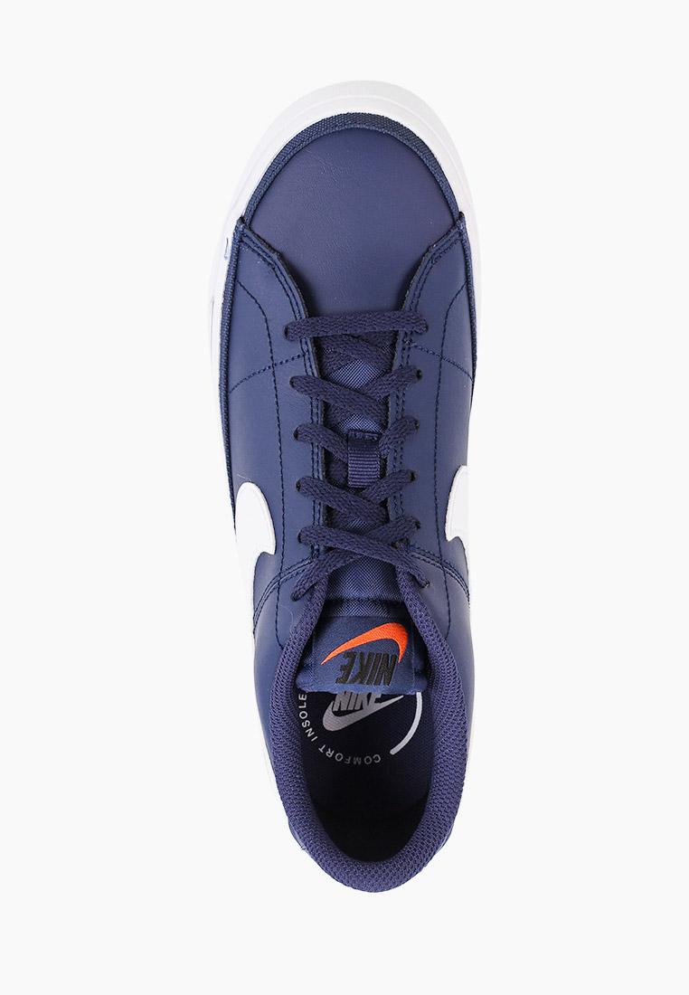 Кеды для мальчиков Nike (Найк) DA5380: изображение 4