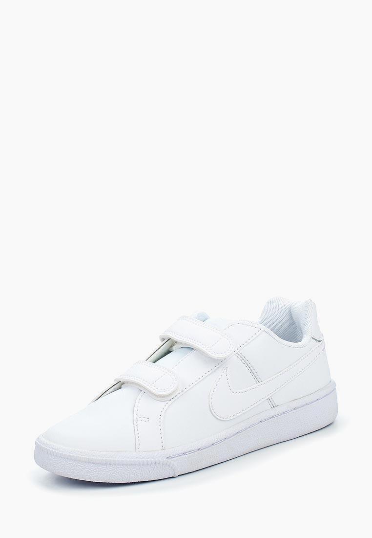 Кеды для мальчиков Nike (Найк) 833536-102: изображение 1