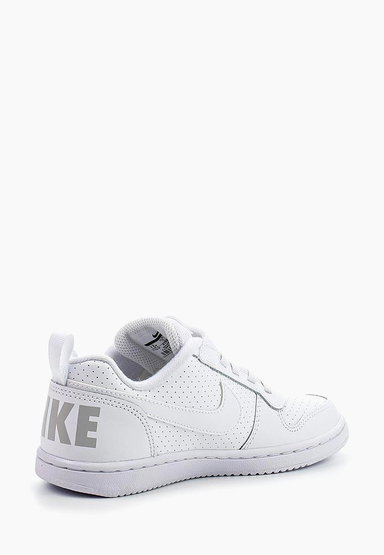 Кеды для мальчиков Nike (Найк) 870025-100: изображение 2