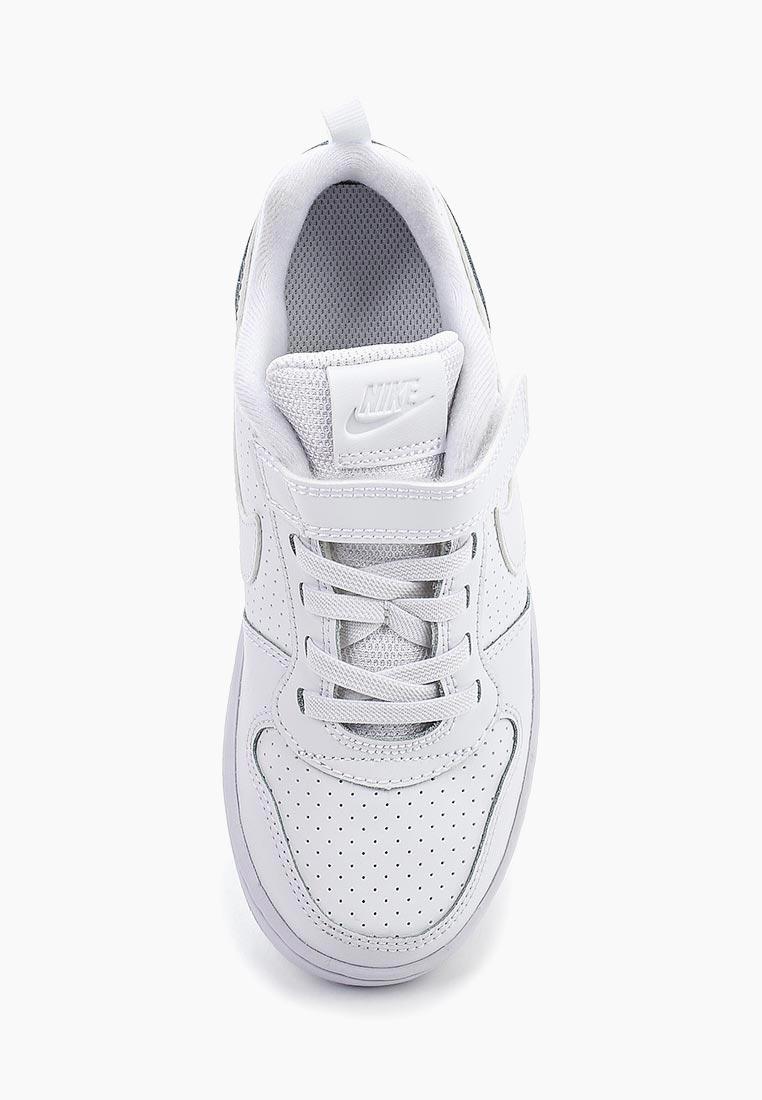 Кеды для мальчиков Nike (Найк) 870025-100: изображение 4
