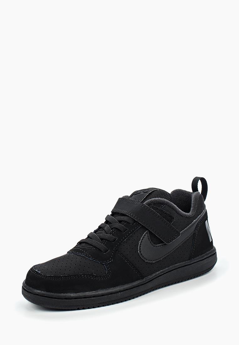 Кеды для мальчиков Nike (Найк) 870025-001: изображение 5