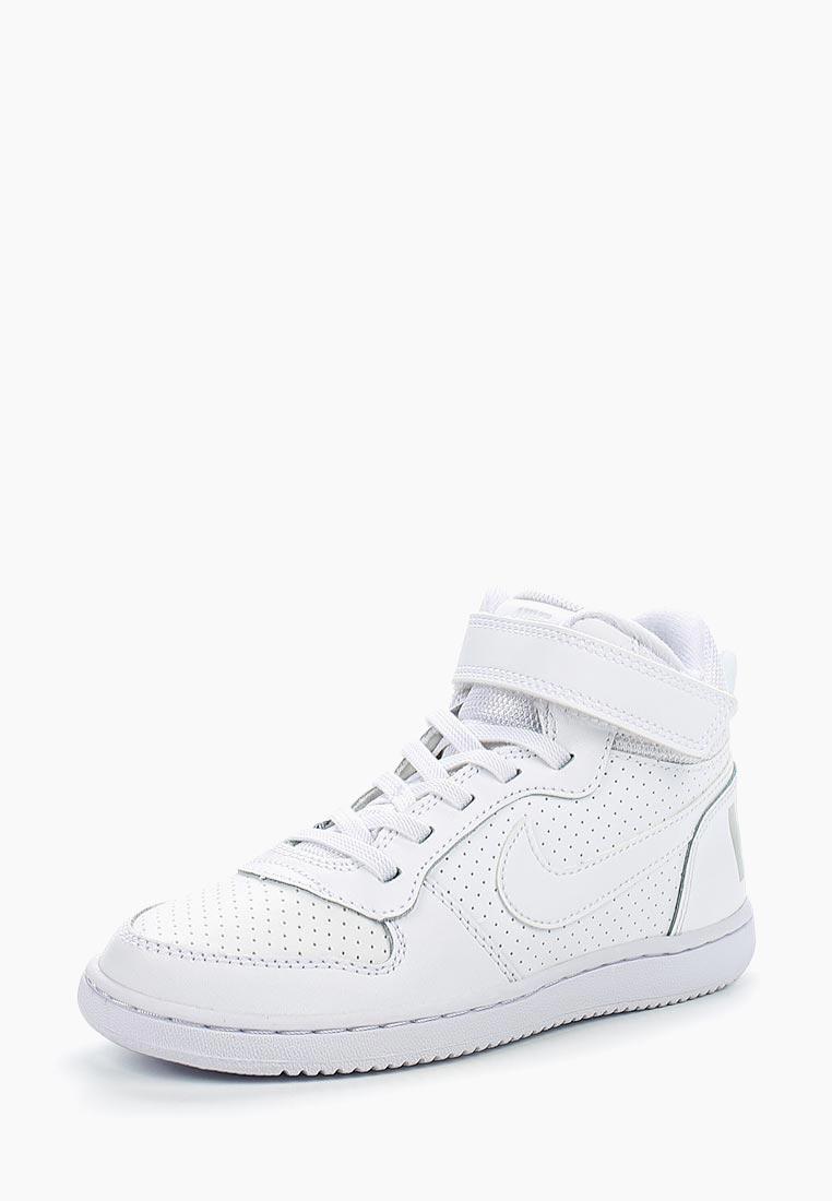 Кеды для мальчиков Nike (Найк) 870026-100: изображение 5