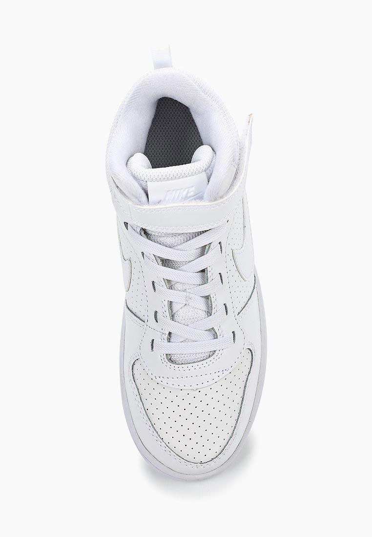 Кеды для мальчиков Nike (Найк) 870026-100: изображение 8