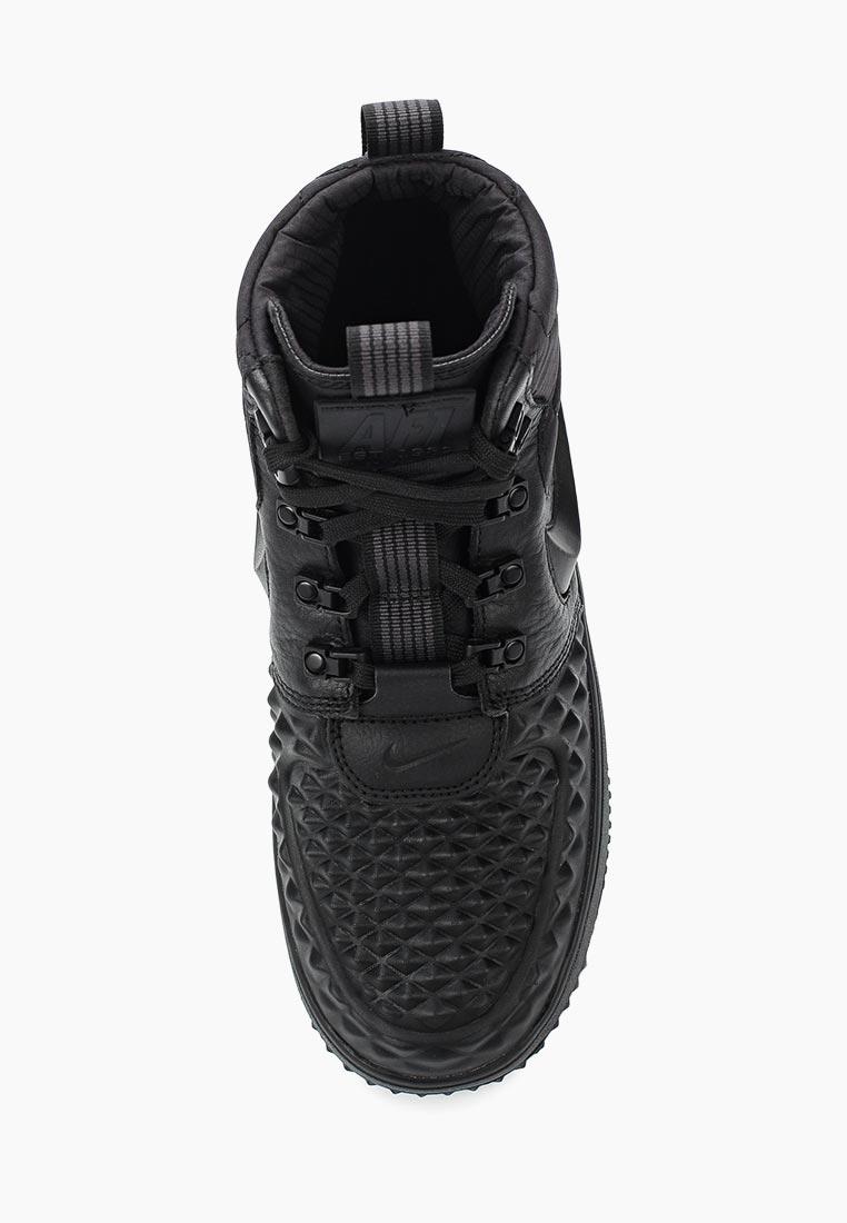 Кеды для мальчиков Nike (Найк) 922807-001: изображение 4