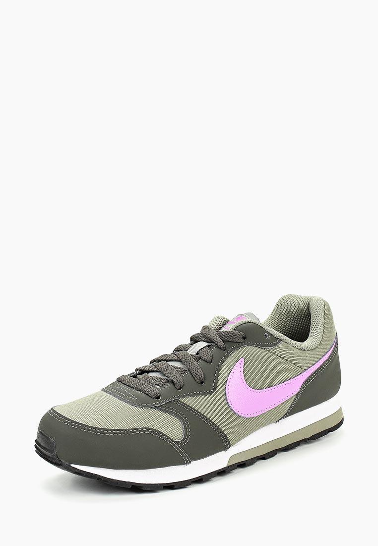Кроссовки для девочек Nike (Найк) 807319-015