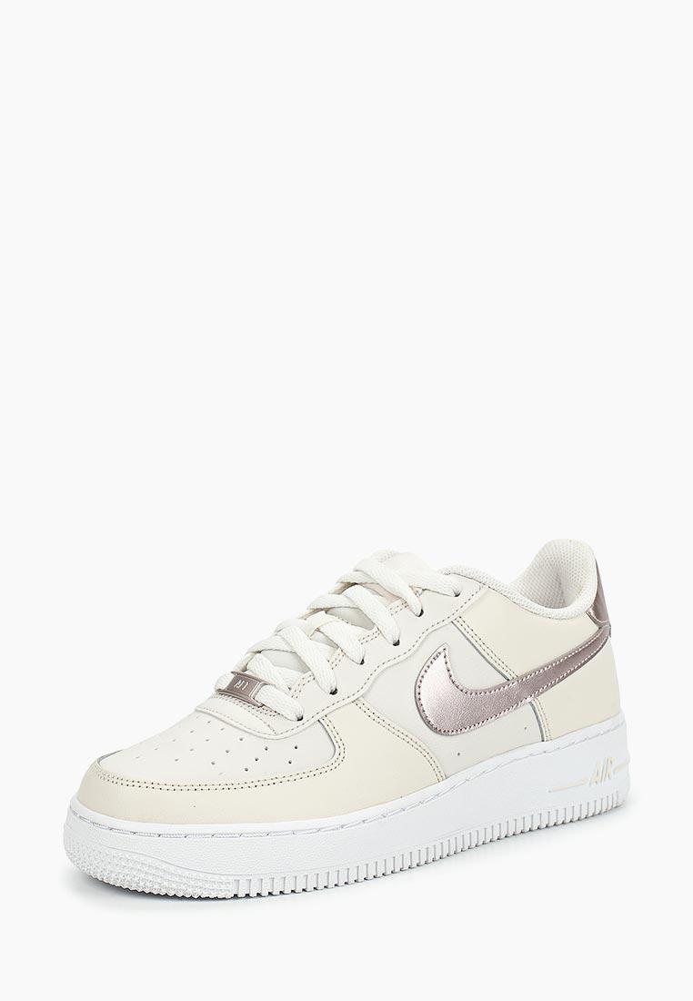 Кеды для девочек Nike (Найк) 314219-021