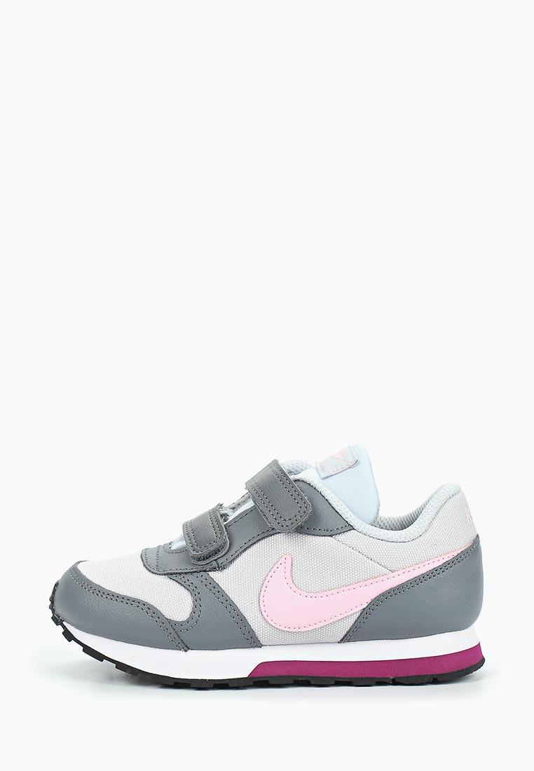Кроссовки для девочек Nike (Найк) 807328-017