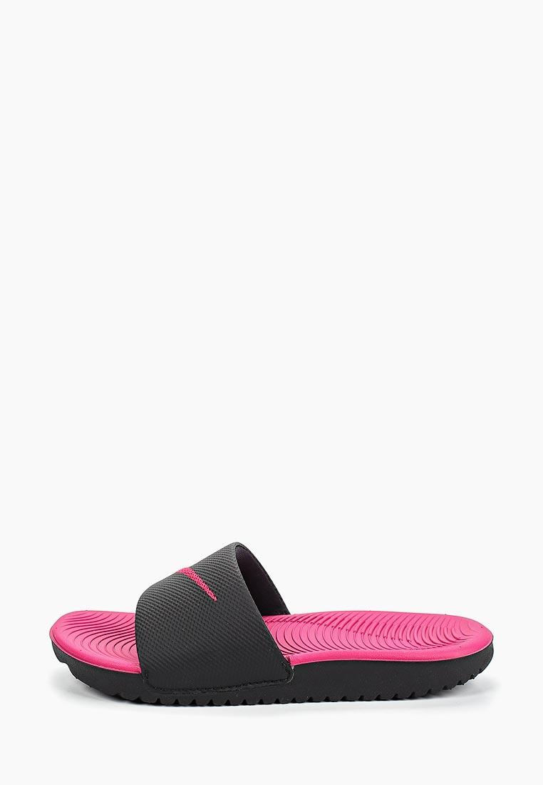 Сланцы для девочек Nike (Найк) 819353
