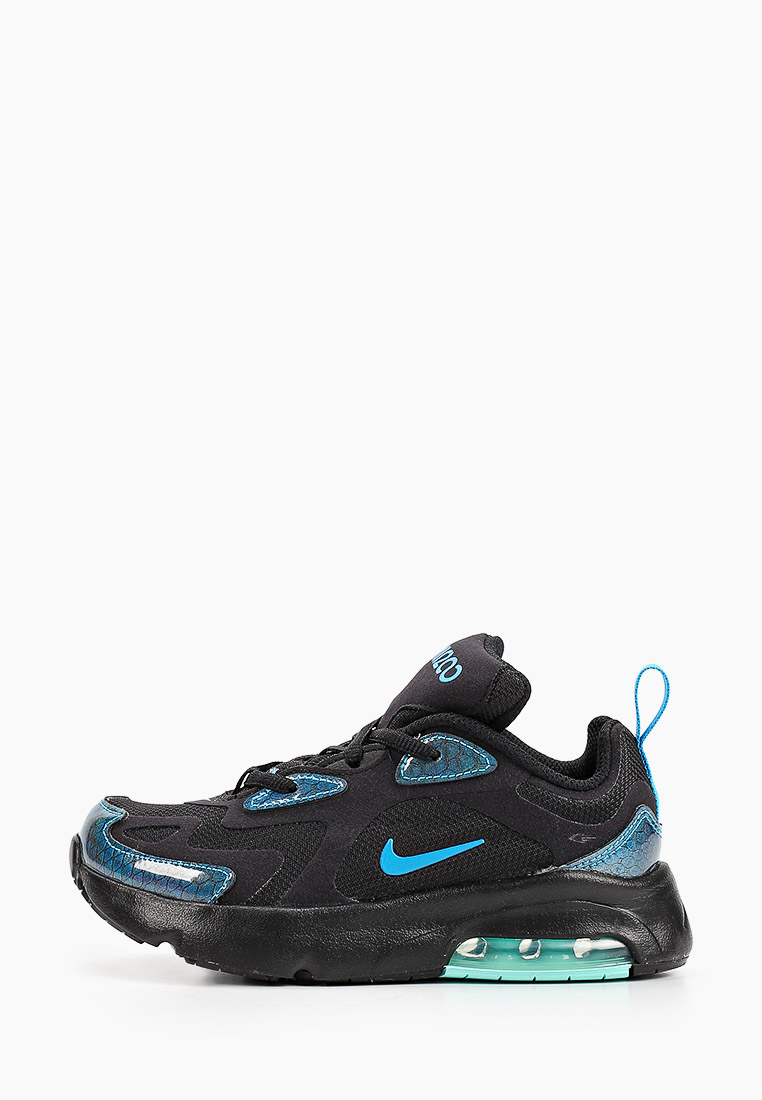 Кроссовки для девочек Nike (Найк) CQ4007