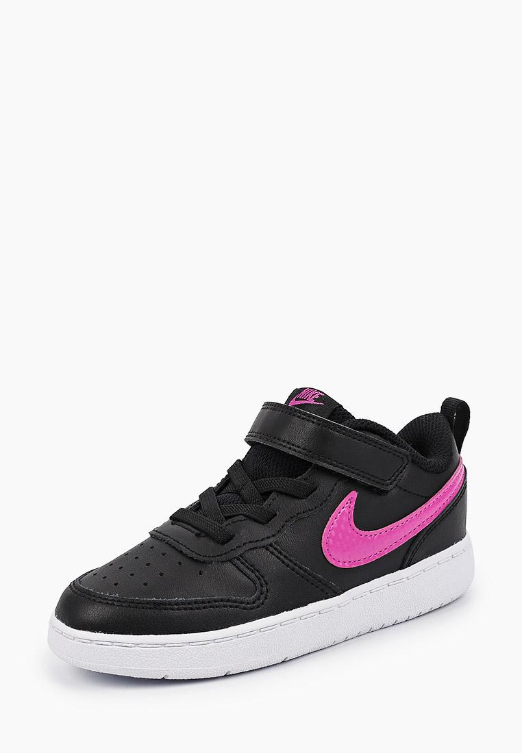 Кеды для мальчиков Nike (Найк) BQ5453: изображение 2