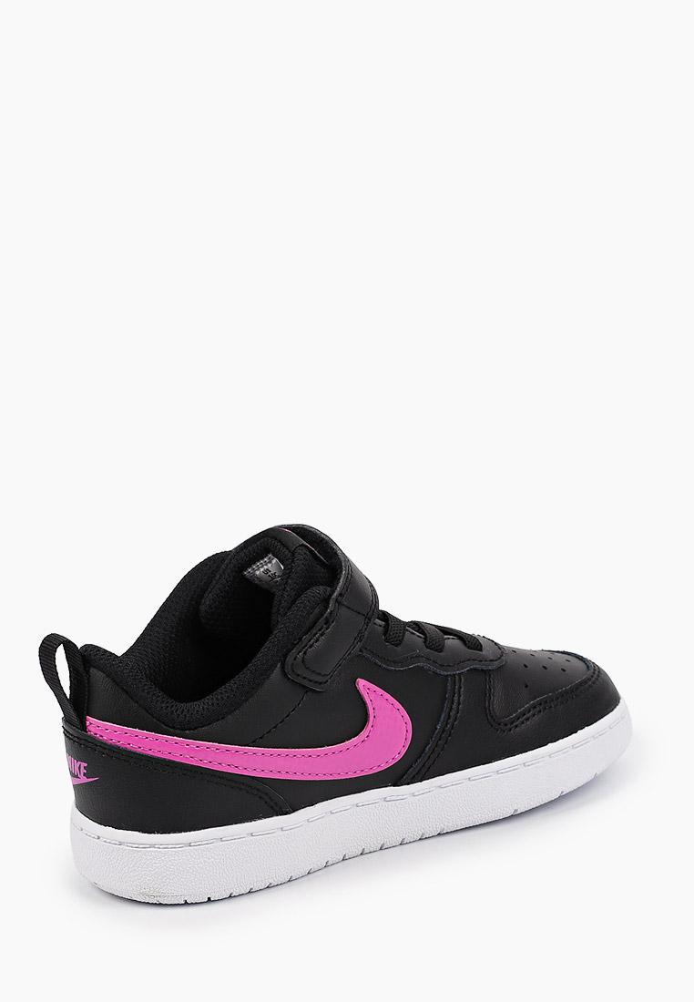 Кеды для мальчиков Nike (Найк) BQ5453: изображение 3